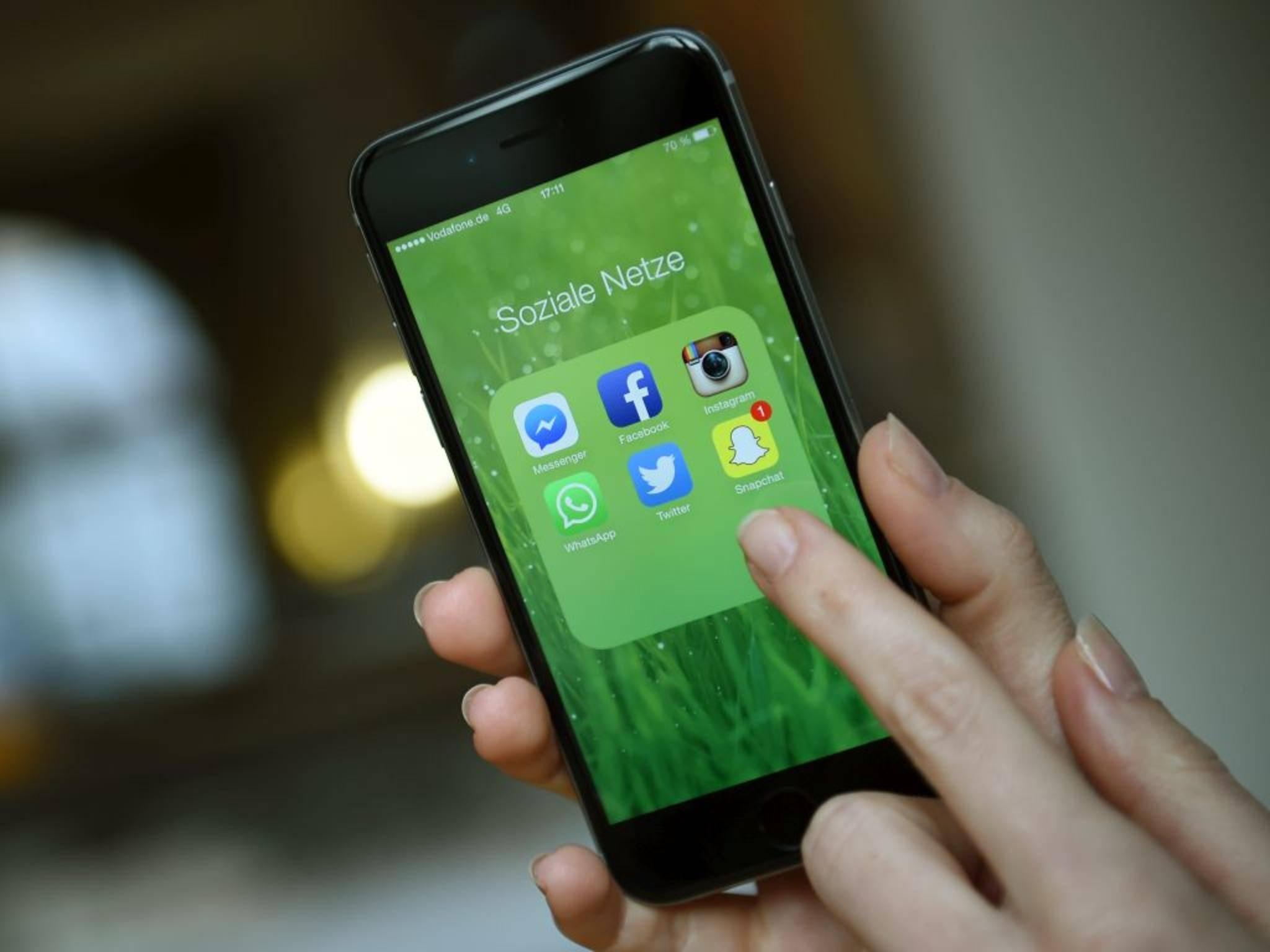 Seit Mai 2015 konnte Snapchat die Anzahl der täglichen Aufrufe verdreifachen,