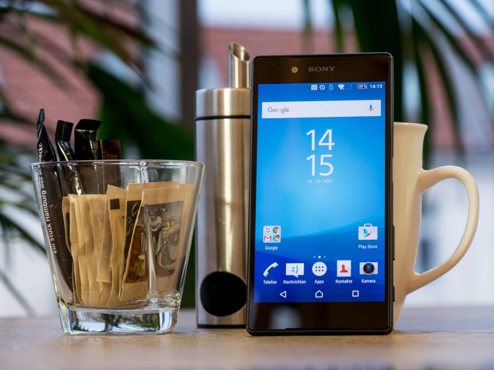 Das Sony Xperia Z5 wurde auf der IFA 2015 enthüllt.