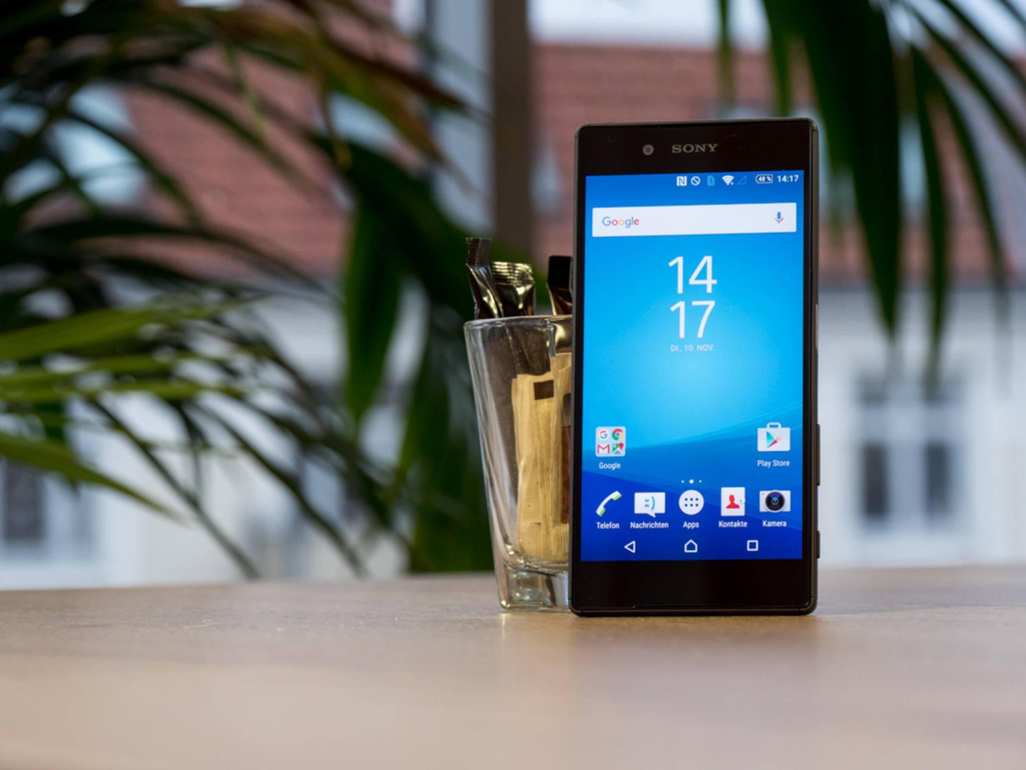 Sony verspricht aber auch, Android 6.0 für das Modell nachzureichen.