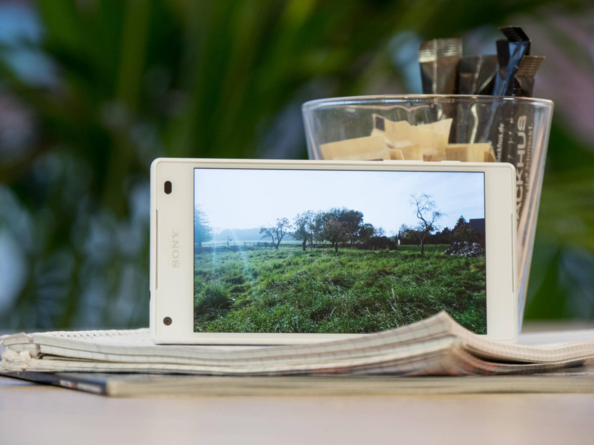 """Bietet das Sony Xperia Z5 Compact wirklich die """"weltweit beste Kamera in einem Smartphone""""?"""