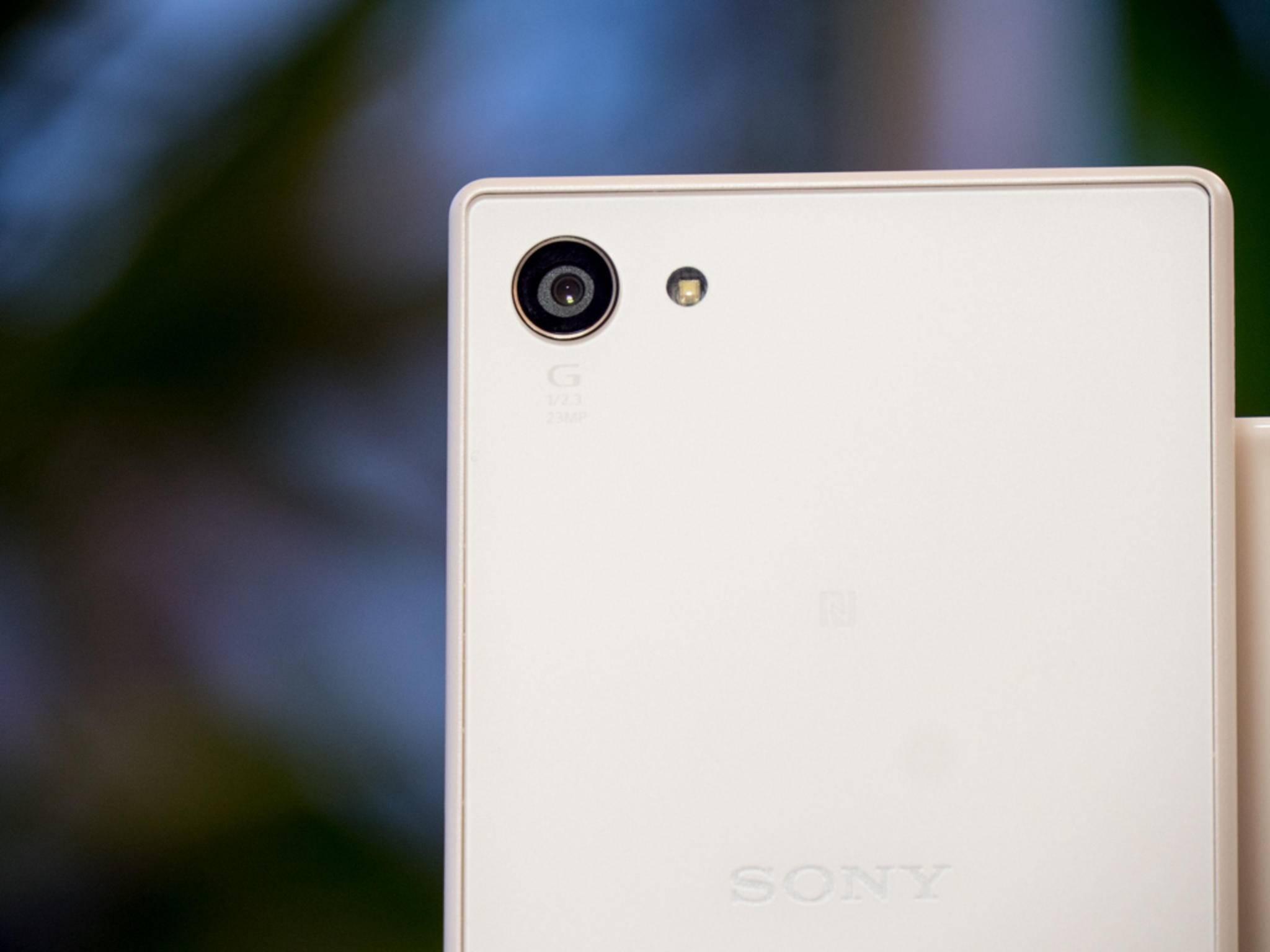 Sony Xperia Z5 Compact 5