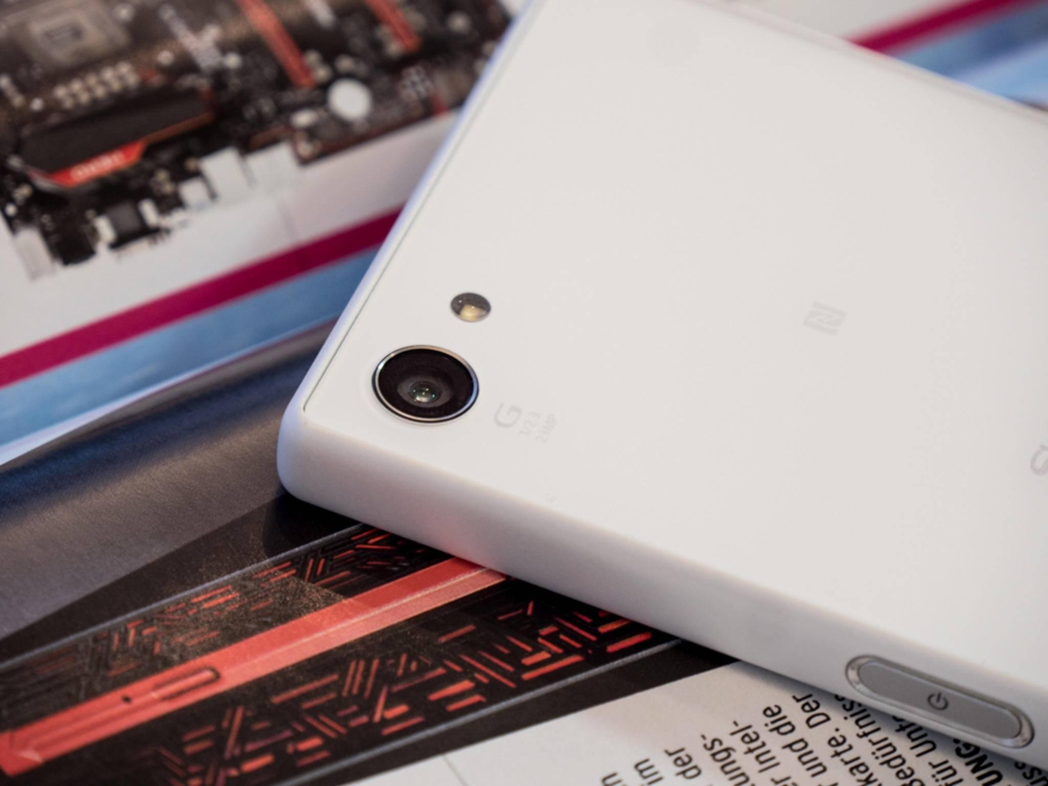 Sony Xperia Z5 Compact 6