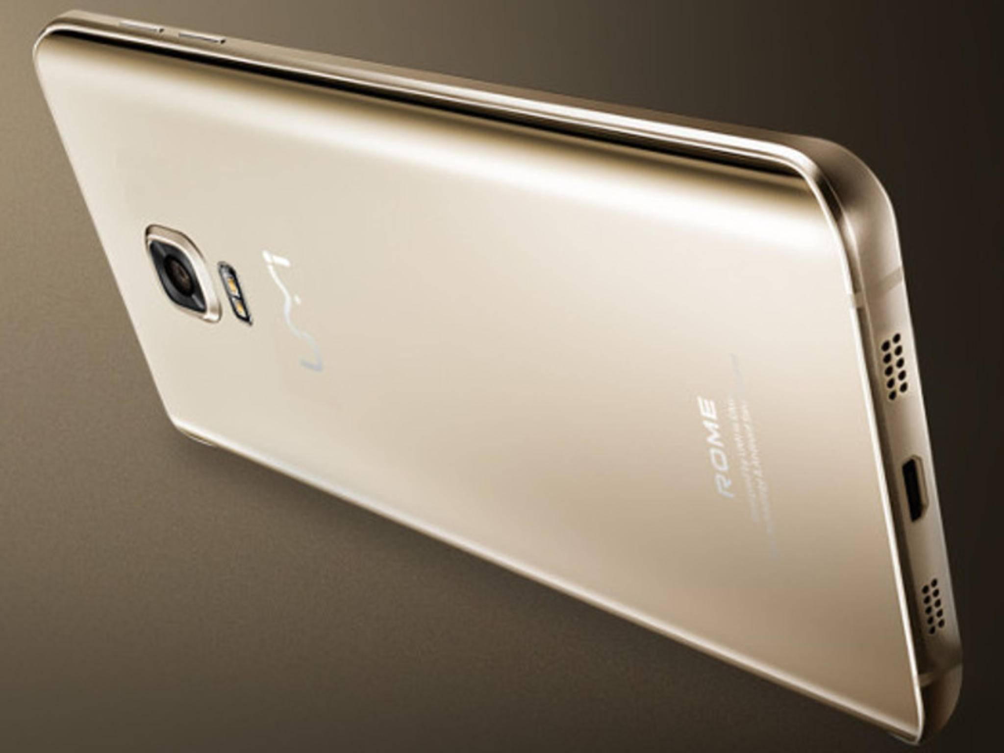 Ein Klon des Samsung Galaxy Note 5? Das UMi Rome.