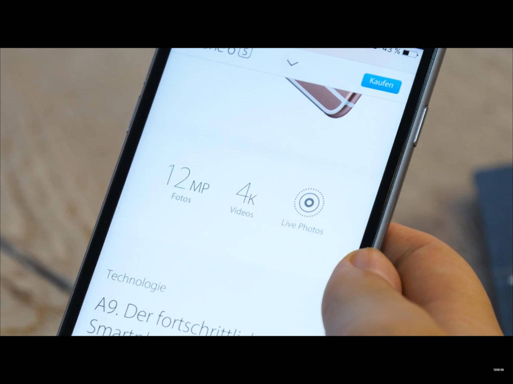 Besonders das Anschauen von Videos macht auf dem iPad Pro viel Spaß.