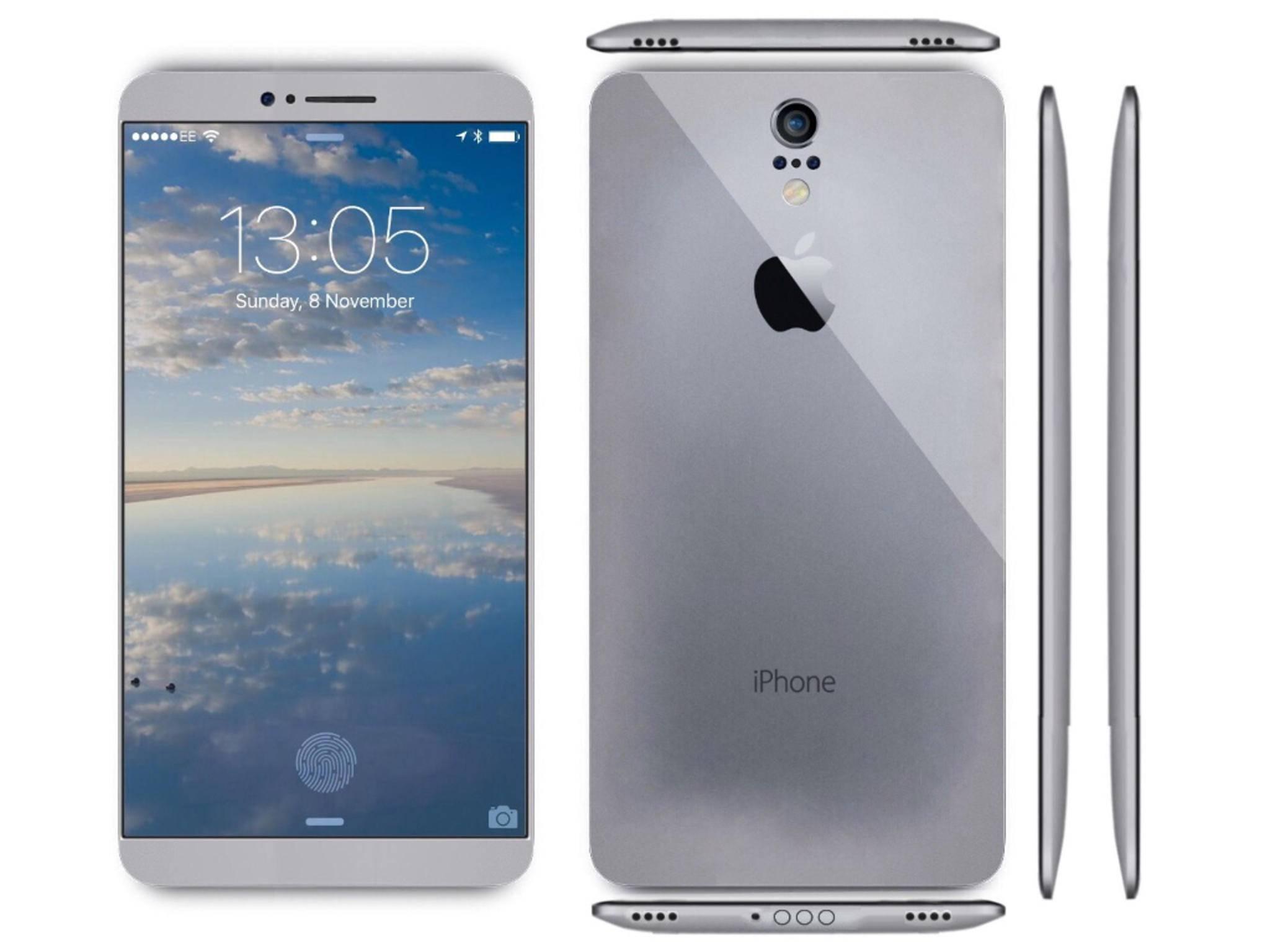 iPhone 7-Konzept von Afikouras.