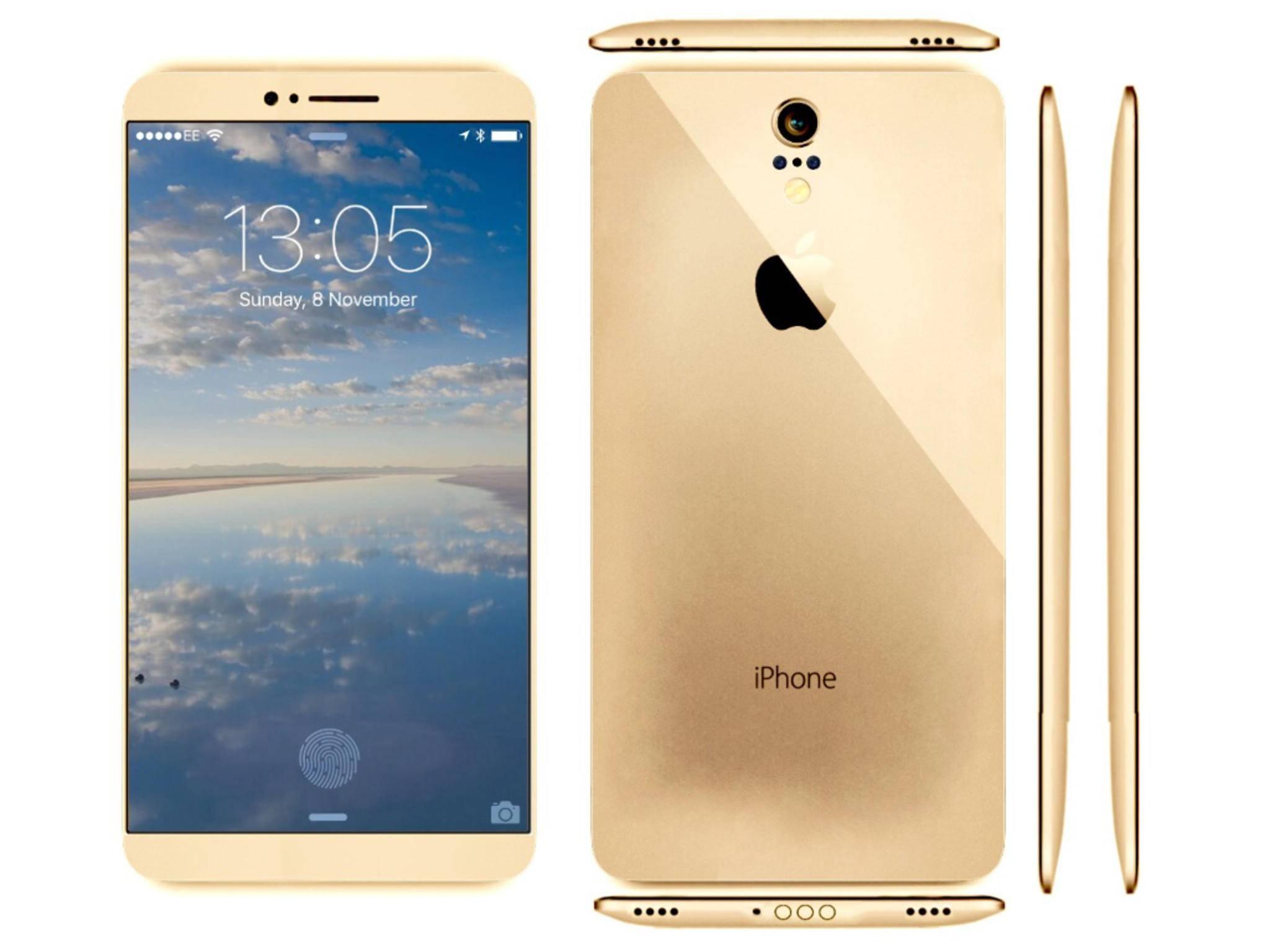 Zum iPhone 7 kursieren schon jetzt sehr viele Konzepte.
