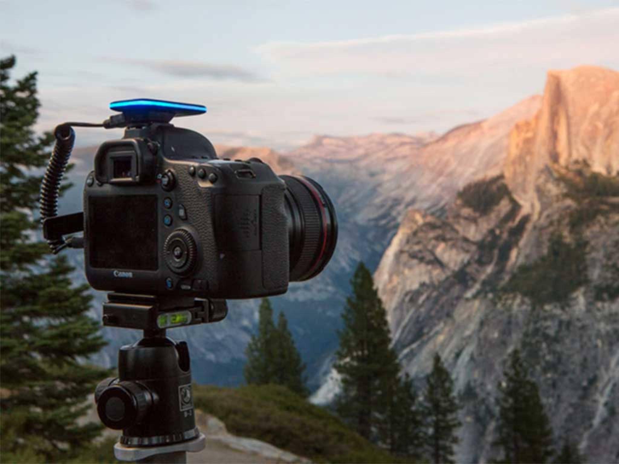 Mit Pulse lassen sich Kameras von Canon und Nikon komfortabel fernsteuern.
