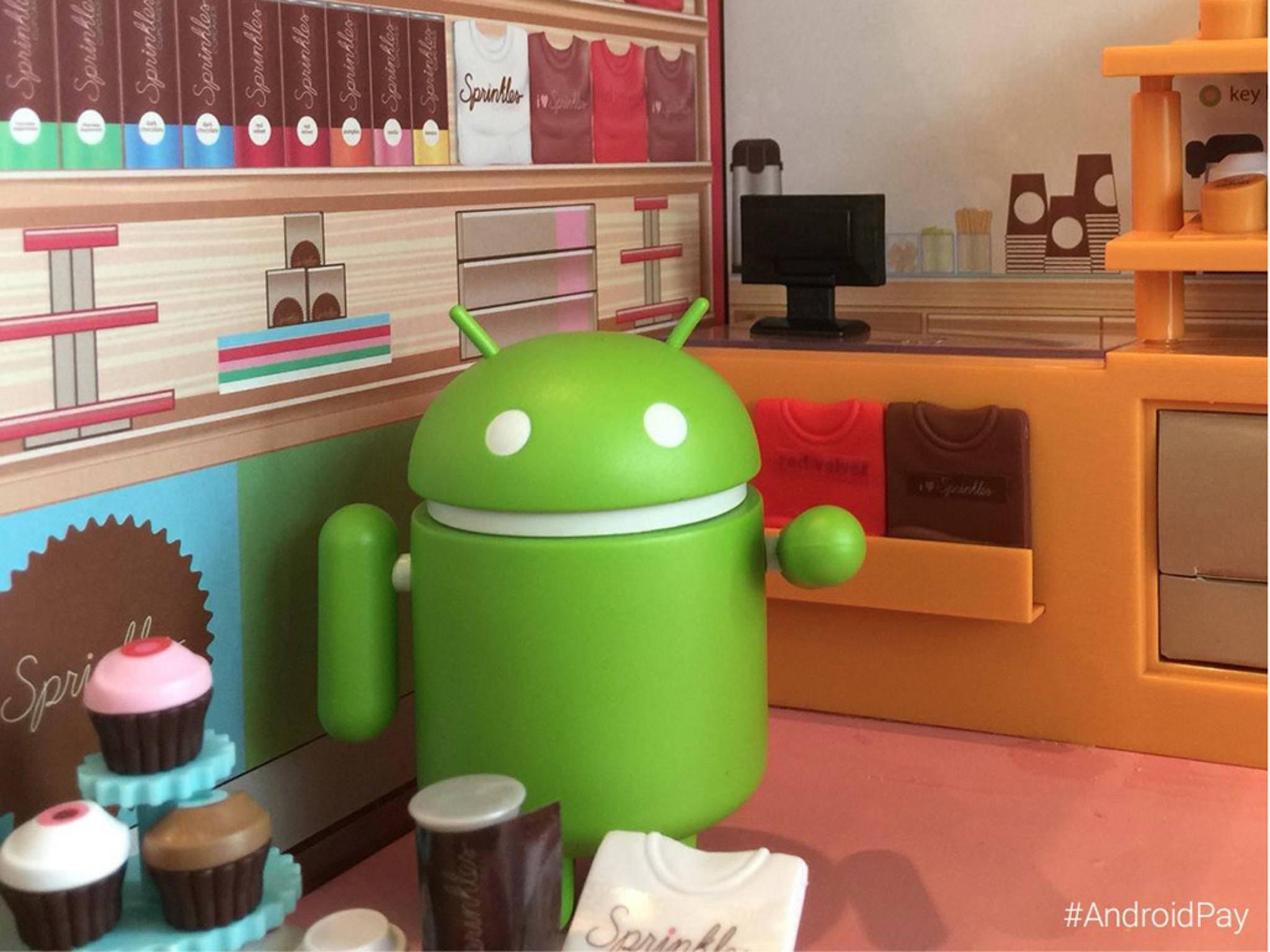 Viele Smartphones werden im Januar das Update auf Android 6.0 Marshmallow erhalten.