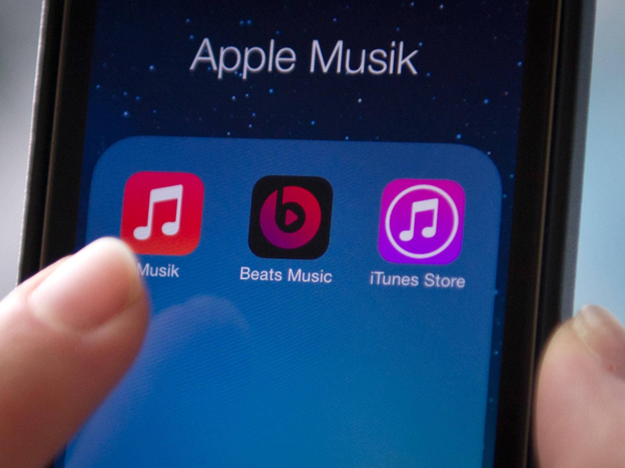 So überträgst Du Deine Daten von Beats Music zu Apple Music.