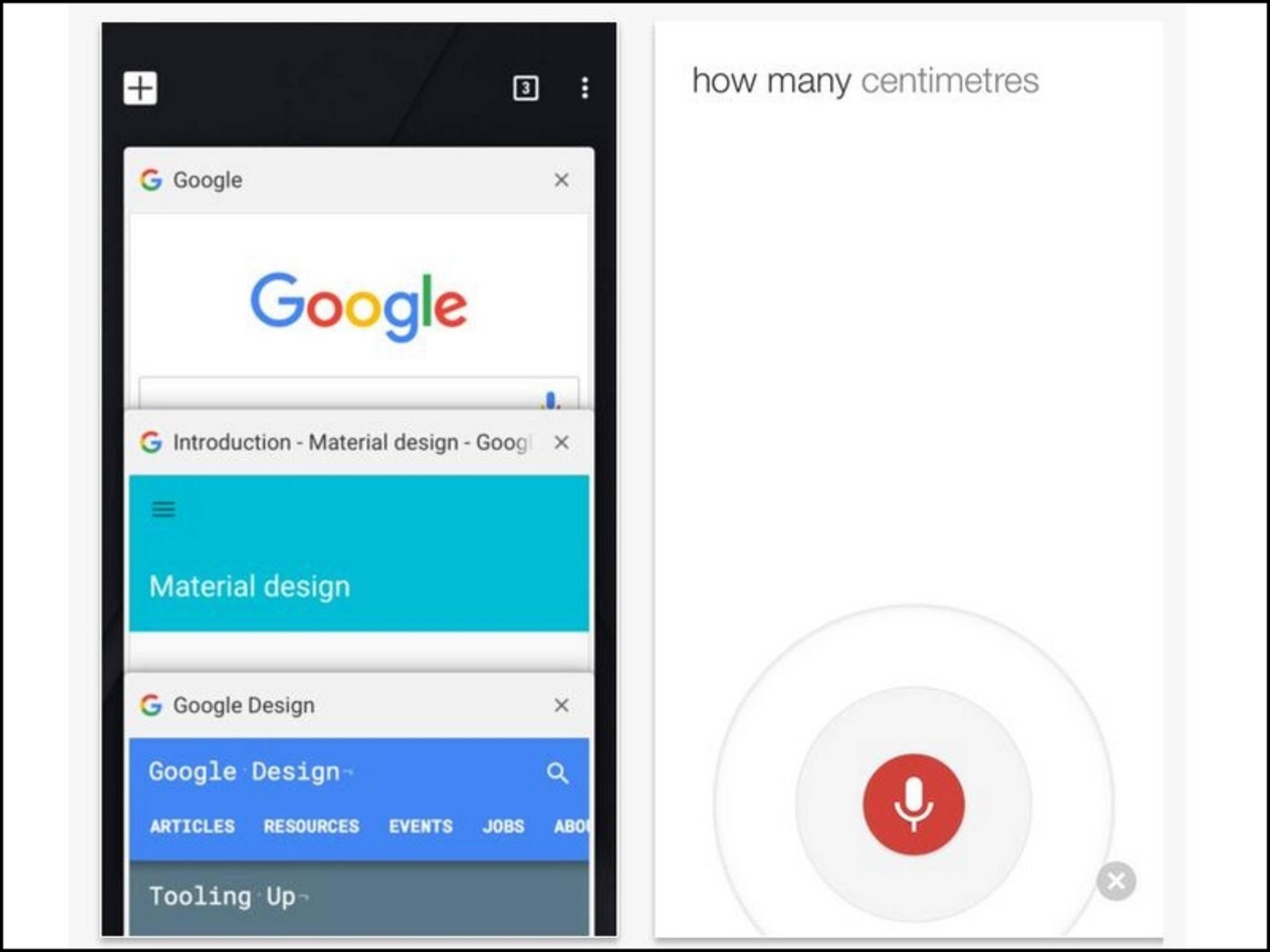 Mit dem Chrome-Browser lassen sich Daten zwischen iPhone und PC synchronisieren.
