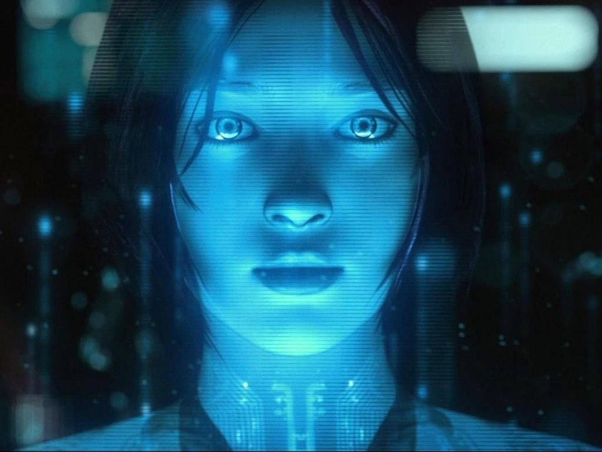 Cortana aus den Halo-Spielen dient inzwischen als Aushilfskraftauf Deinem Windows-PC.