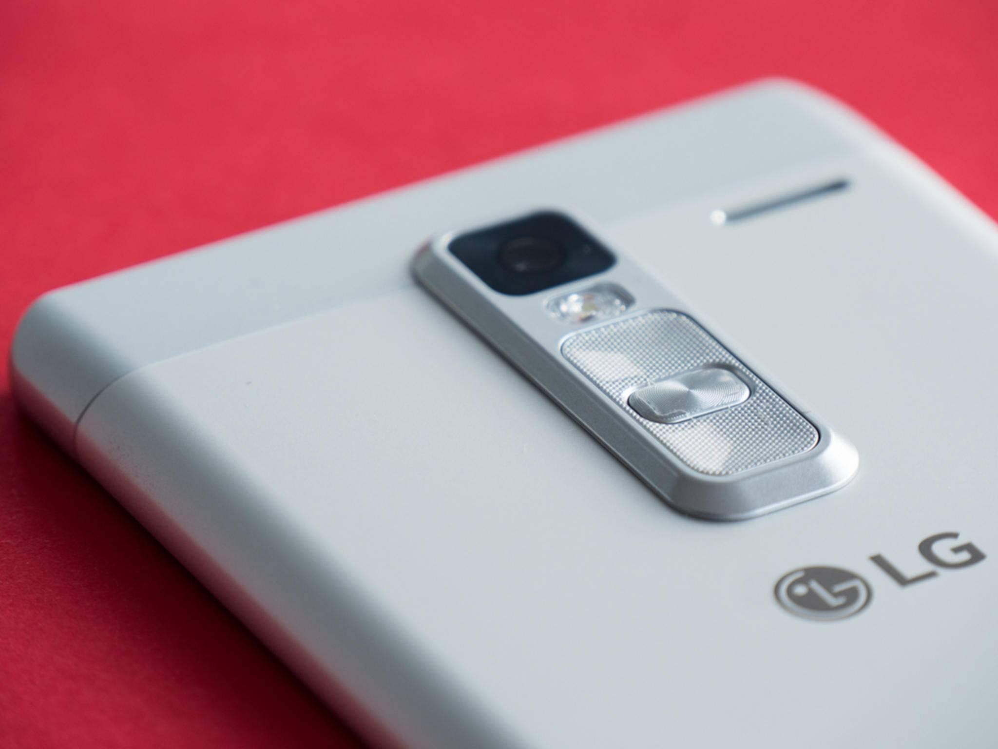 Bekommt das LG G5 wie das LG Class ein Metallgehäuse?