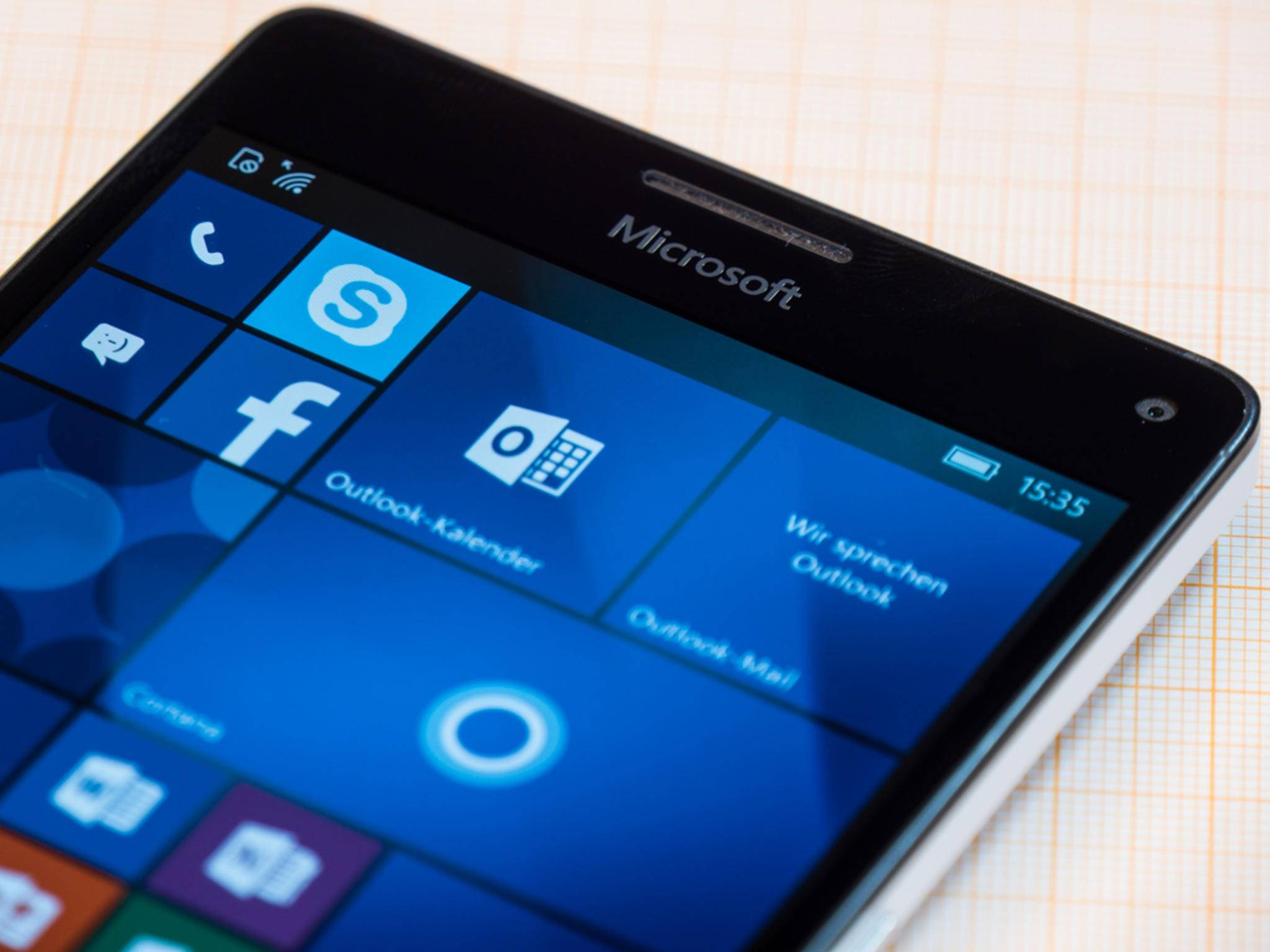 Windows 10 Mobile wirkt wie eine Frischzellenkur.