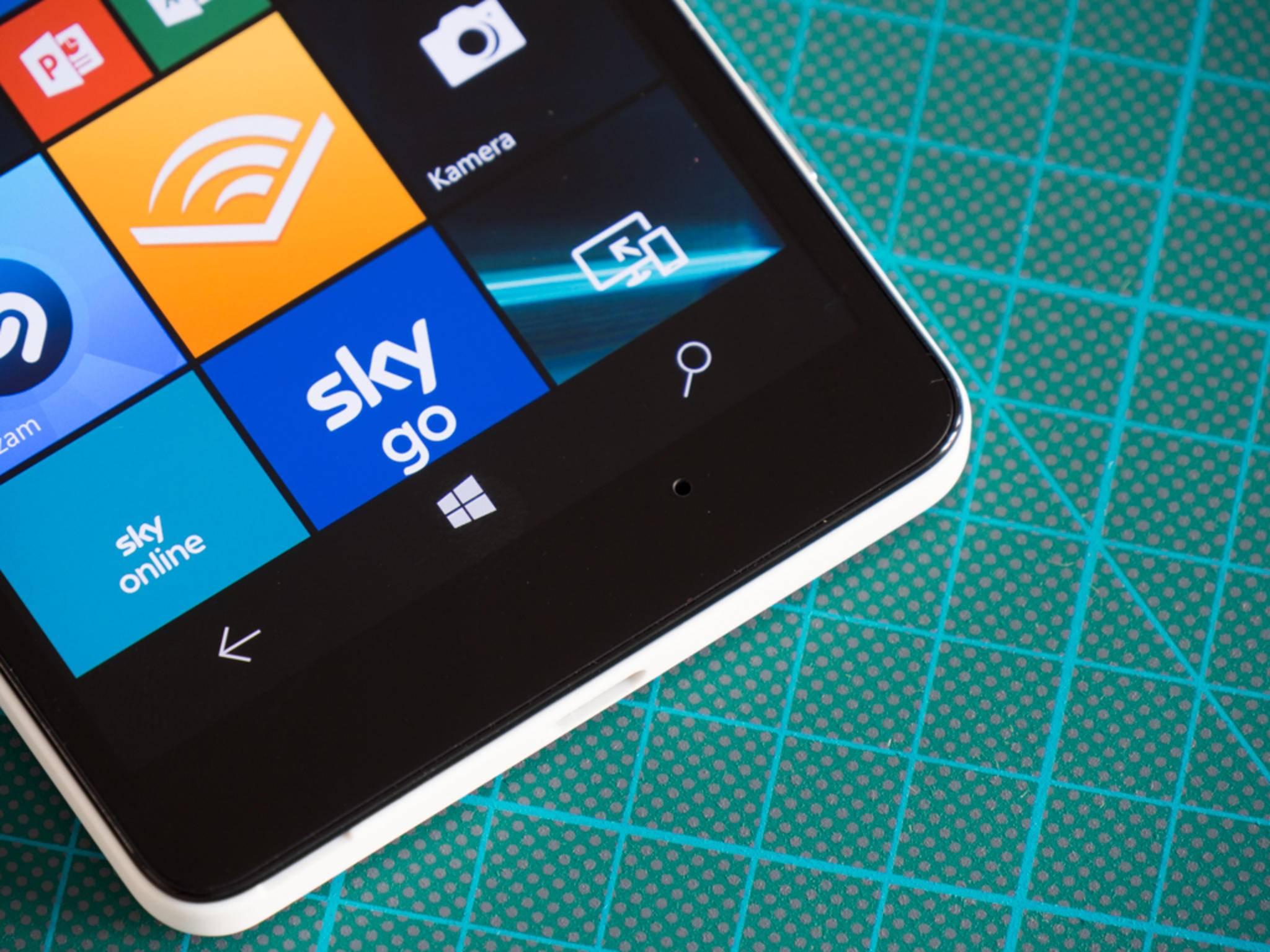 Auch ältere Lumia-Modelle kommen noch in den Genuss von Windows 10 Mobile.