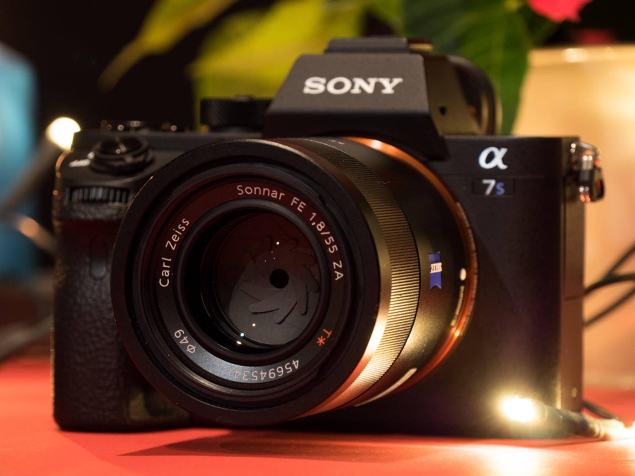 Die Sony A7: Wird der Nachfolger mit wahnsinnigen 72 Megapixeln ausgestattet?