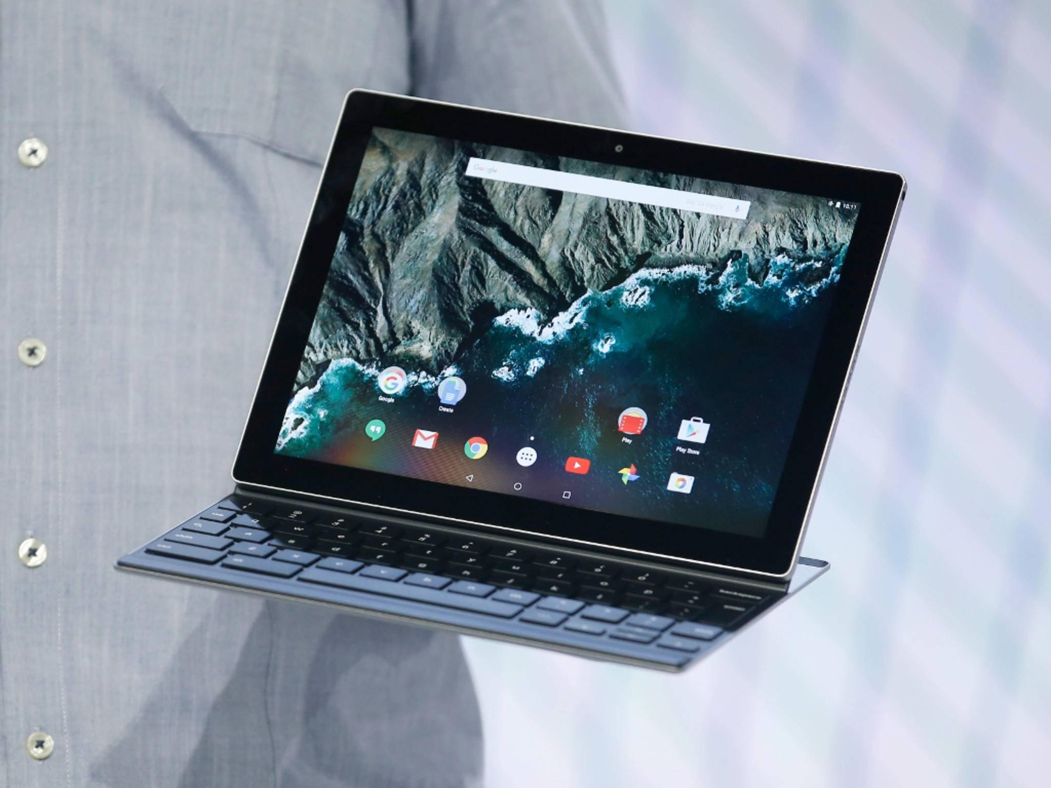 Das Google Pixel C ist ein Convertible mit Android 6.