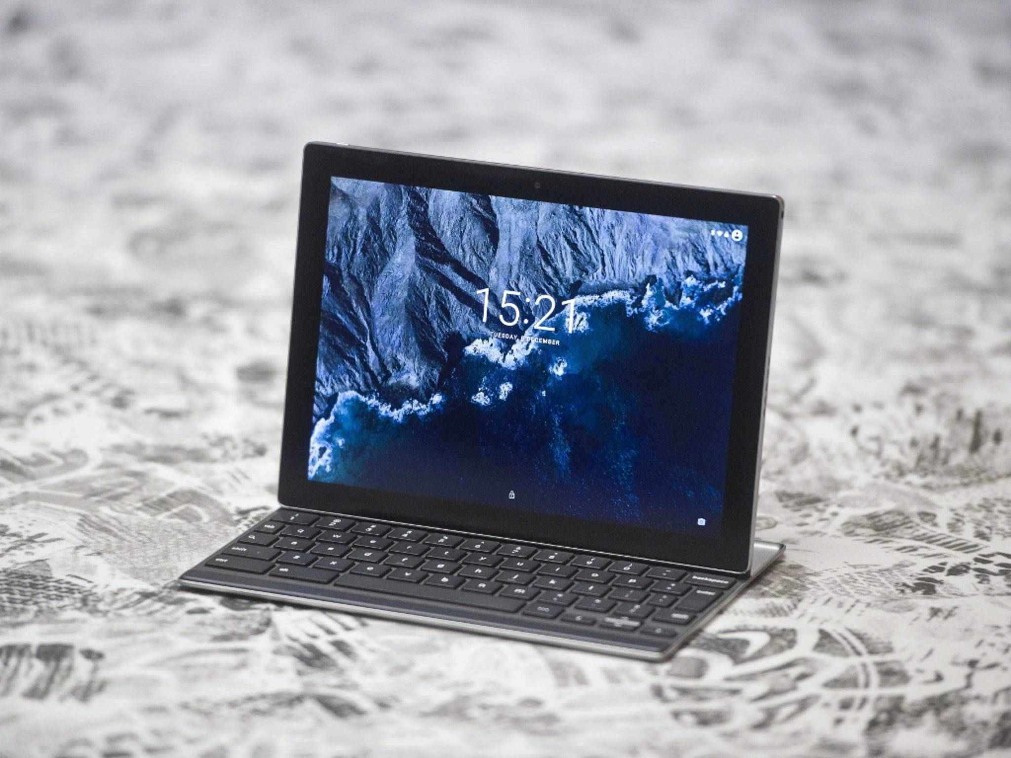 Das Pixel C soll die Lücke zwischen Tablet und Laptop schließen.