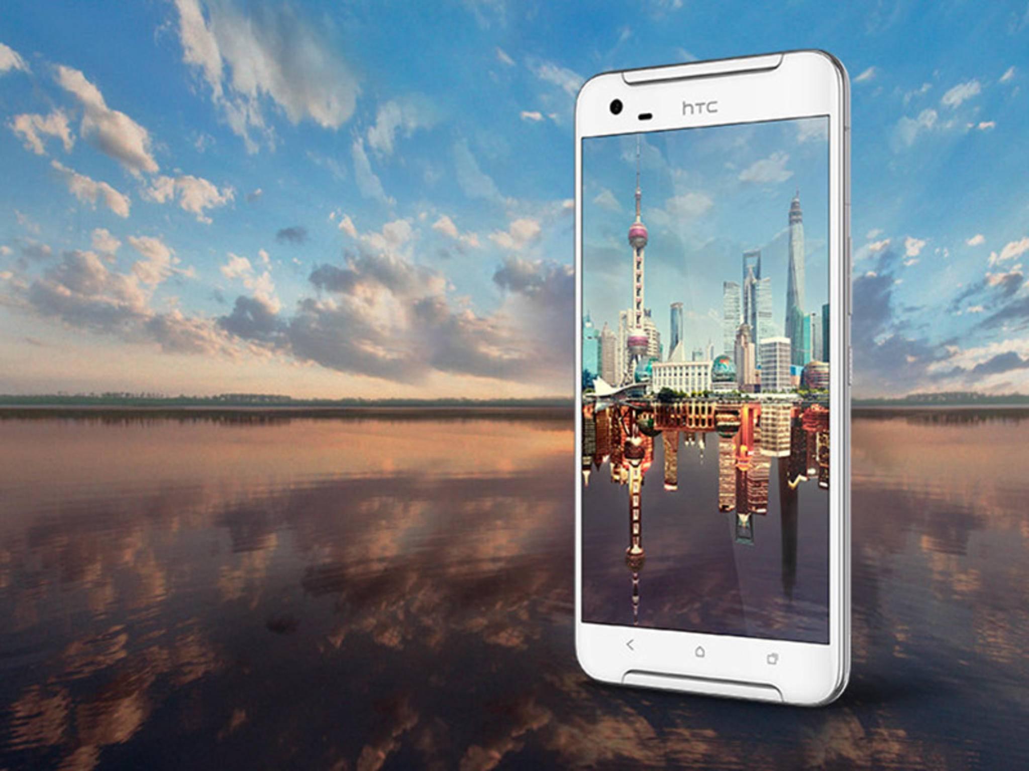 HTC hat sein neues Mittelklasse-Smartphone One X9 enhtüllt.
