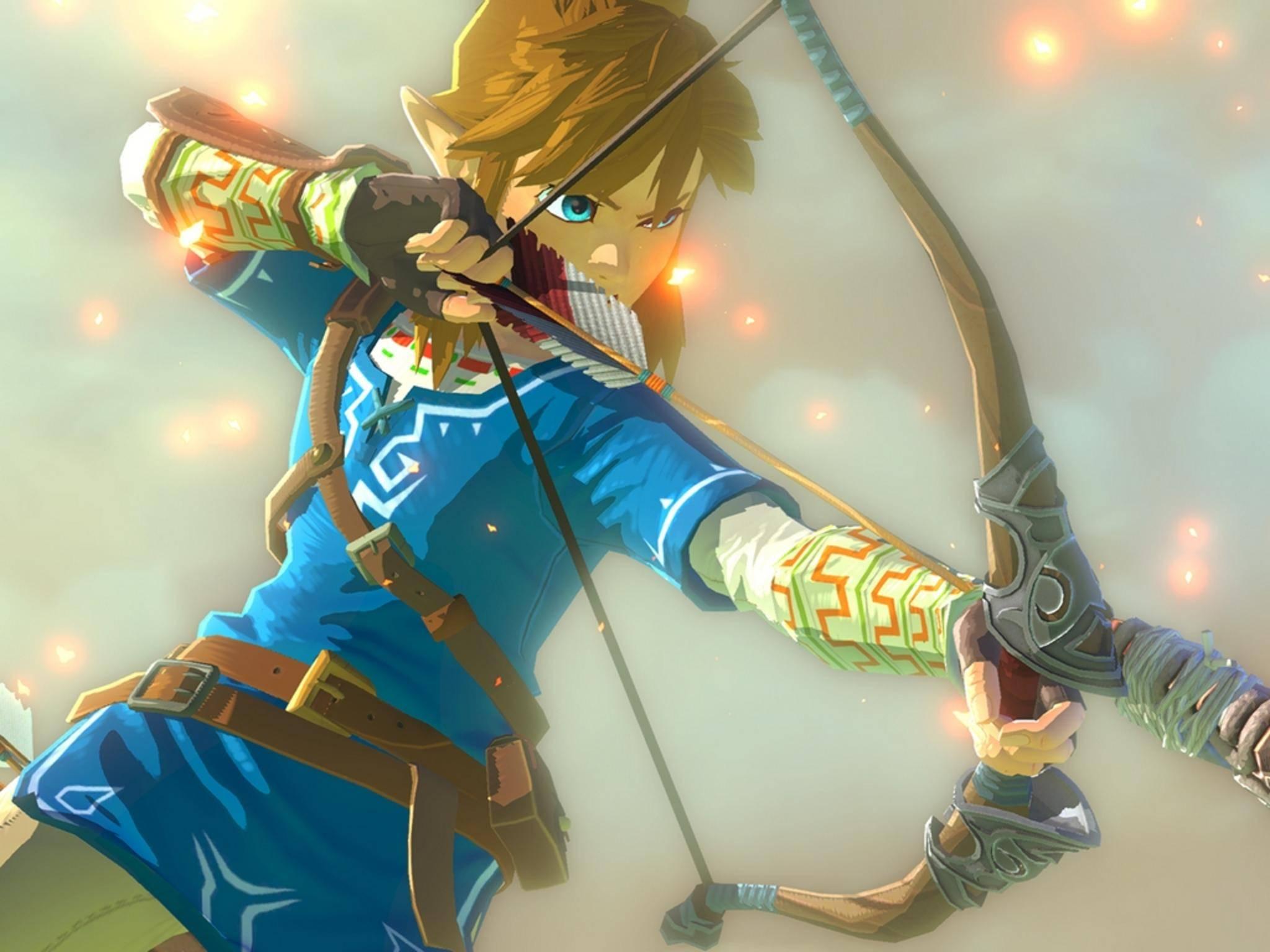 """""""The Legend of Zelda"""" könnte der letzte große Titel für die Wii U werden."""