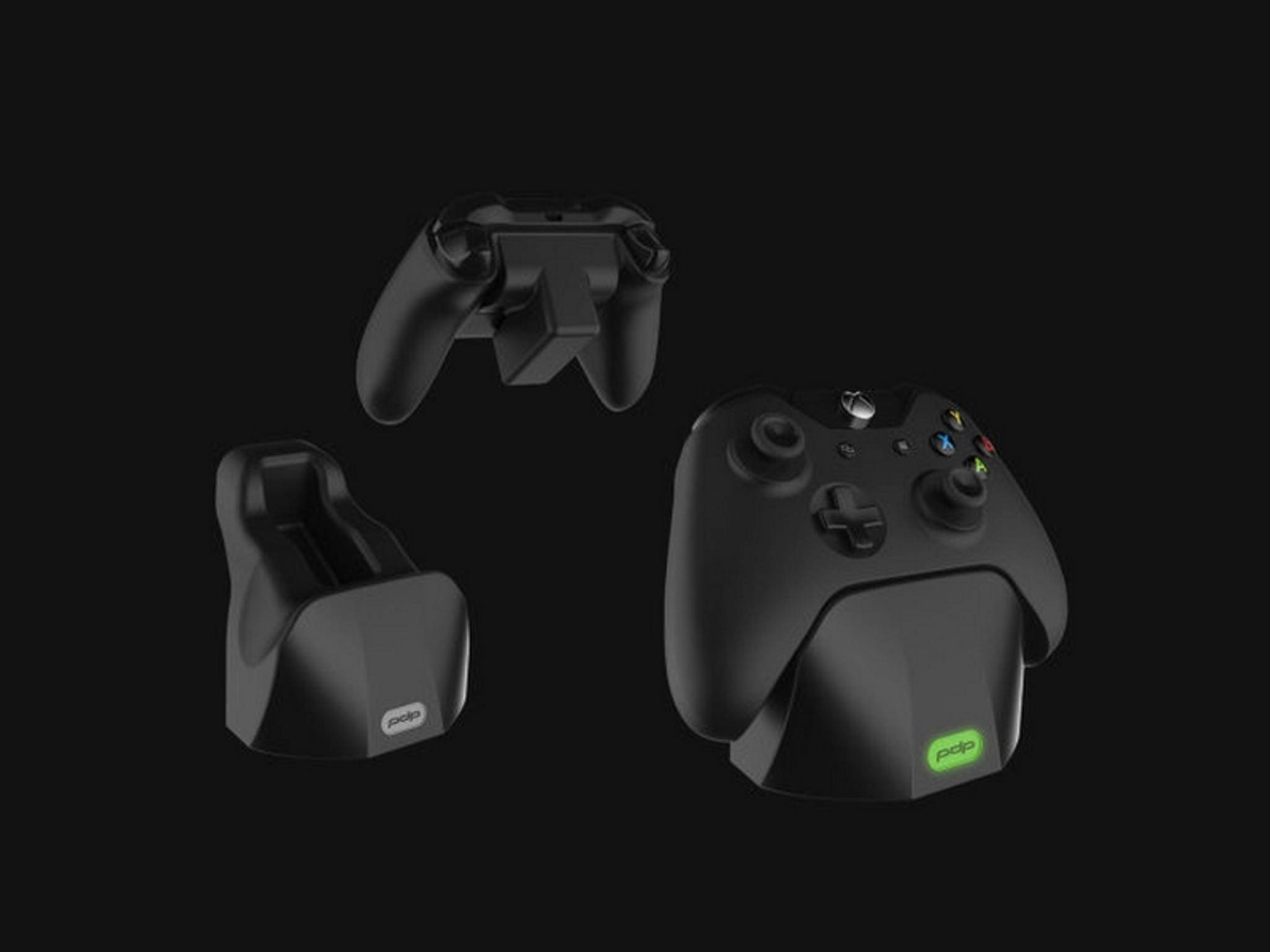 Der Super Charger soll den Xbox One-Controller in Windeseile aufladen.