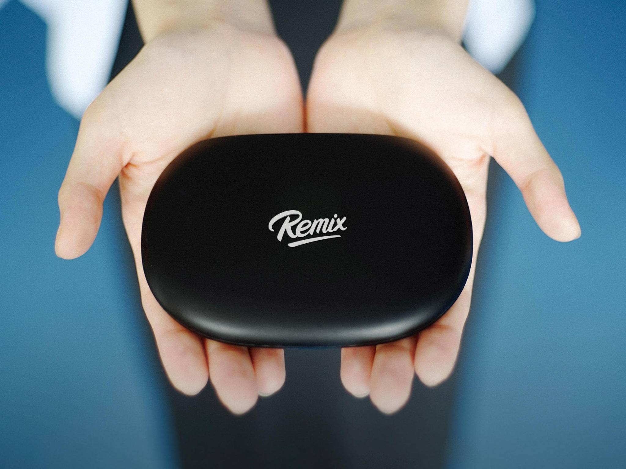 Der Remix Mini ist ein erfolgreiches Kickstarter-Projekt.