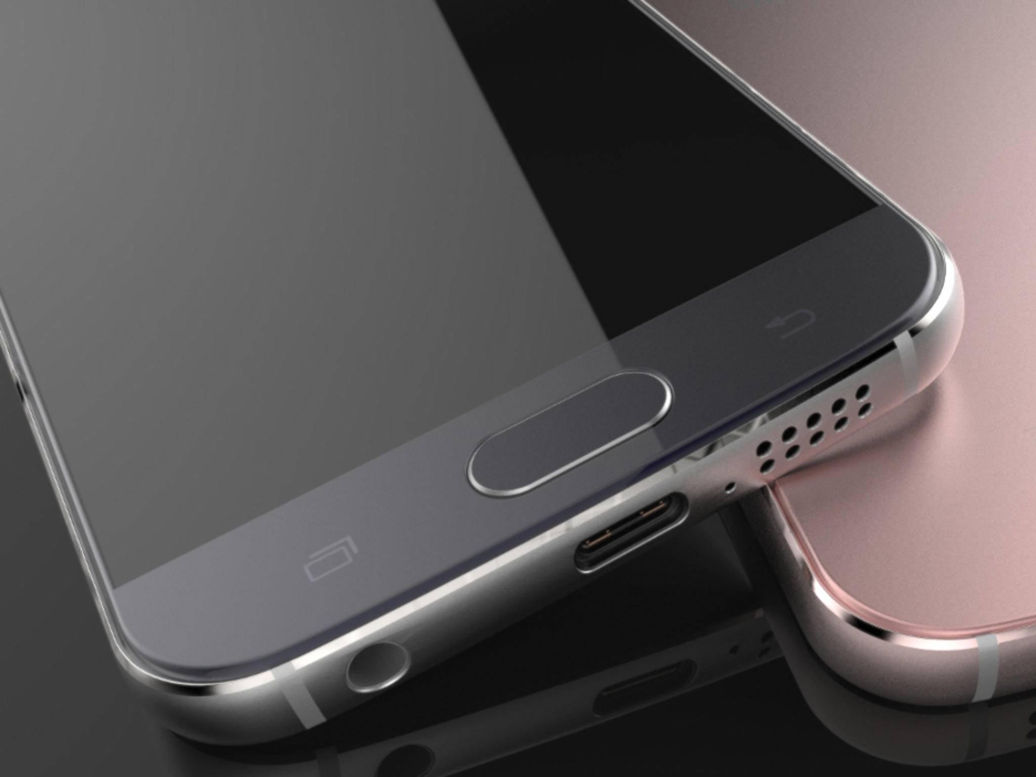 Das Galaxy S7 setzt auf wasserdichte Komponenten.