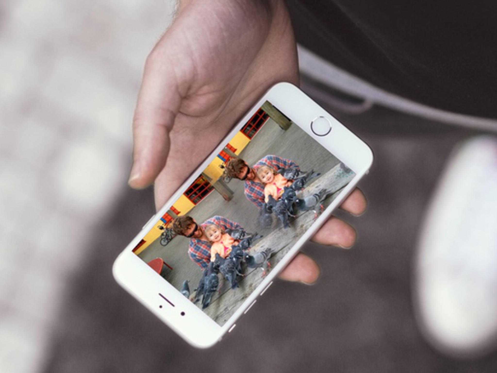 Dank SLY3D kann man 3D-Filme mit dem Smartphone drehen.