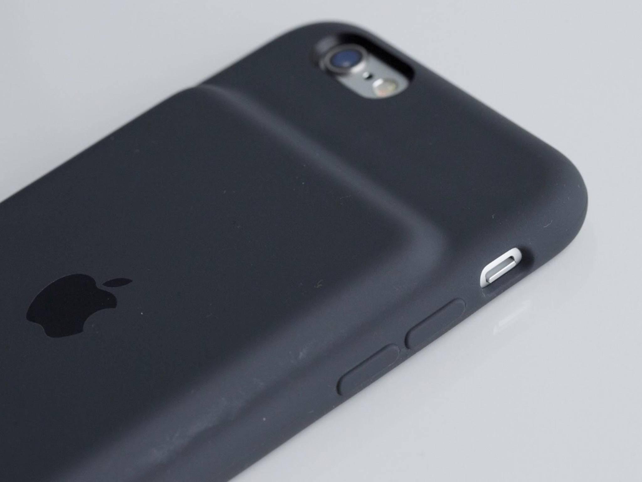 Das Smart Battery Case für das iPhone 6s musste sich viel Spott gefallen lassen.