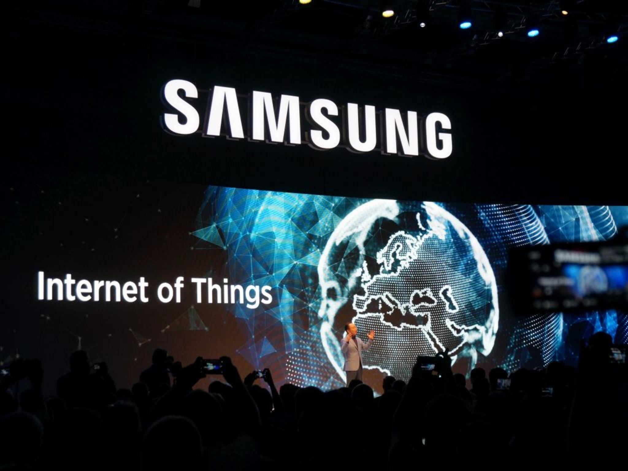 Auf der IFA 2015 noch viel Zukunftsmusik: das Internet of Things.