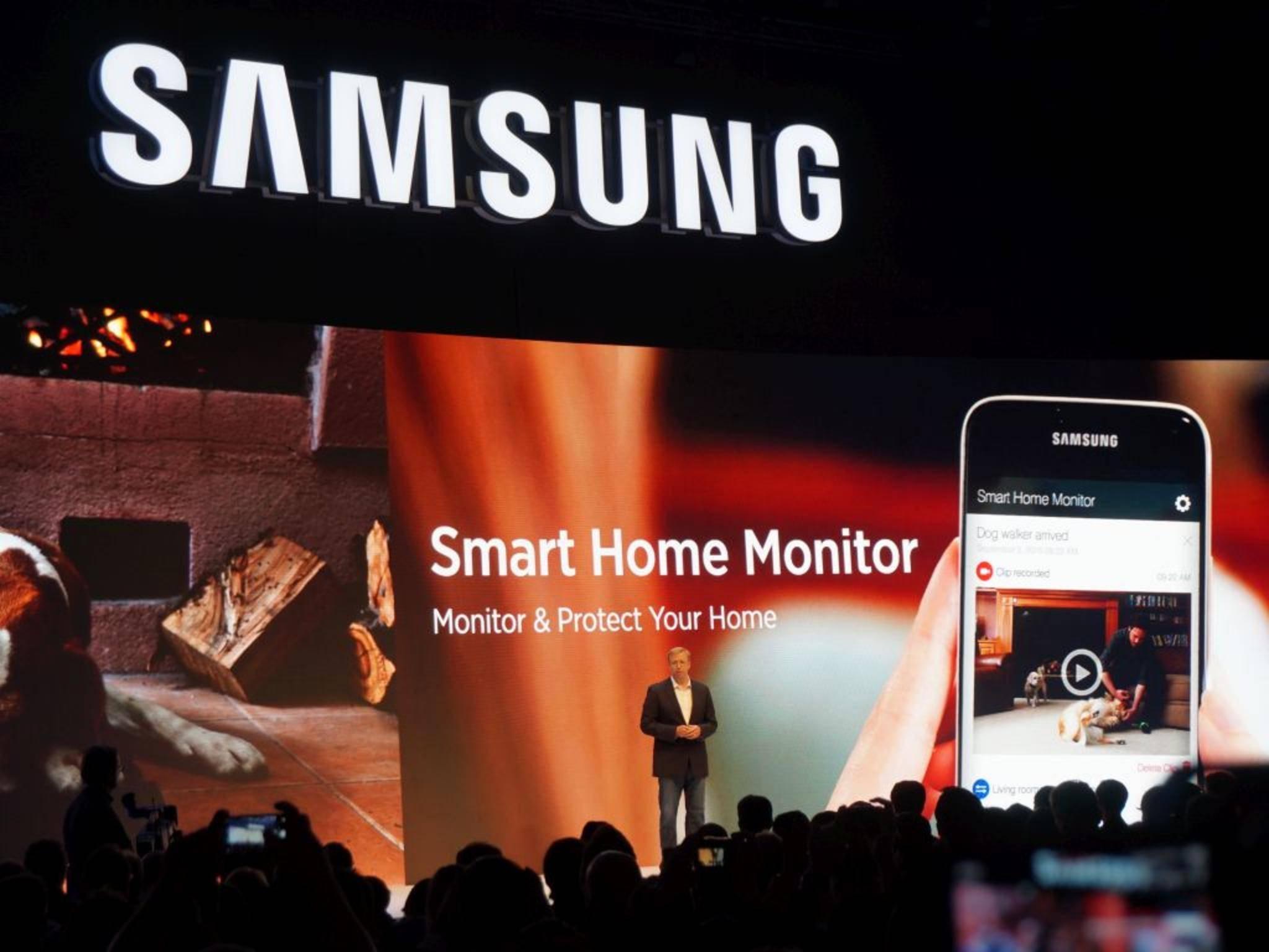 Gesteuert werden könnten alle Smart Home-Elemente über eine zentrale Schnittstelle.
