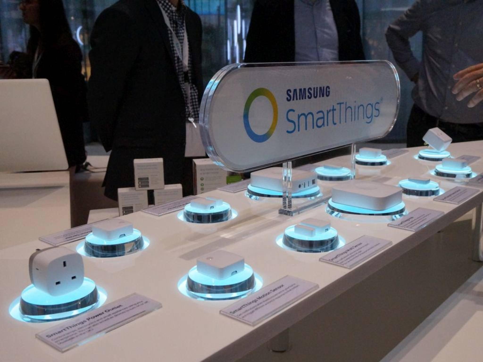Je mehr smarte Geräte mit einbezogen werden, desto praktischer.