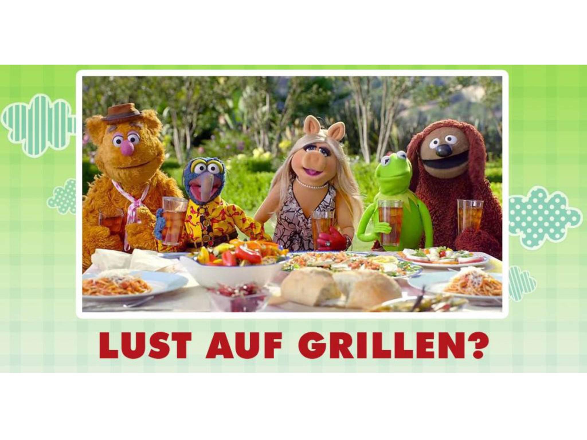 Hast Du dann schon was vor? Die Muppets hätten da 'ne Idee.