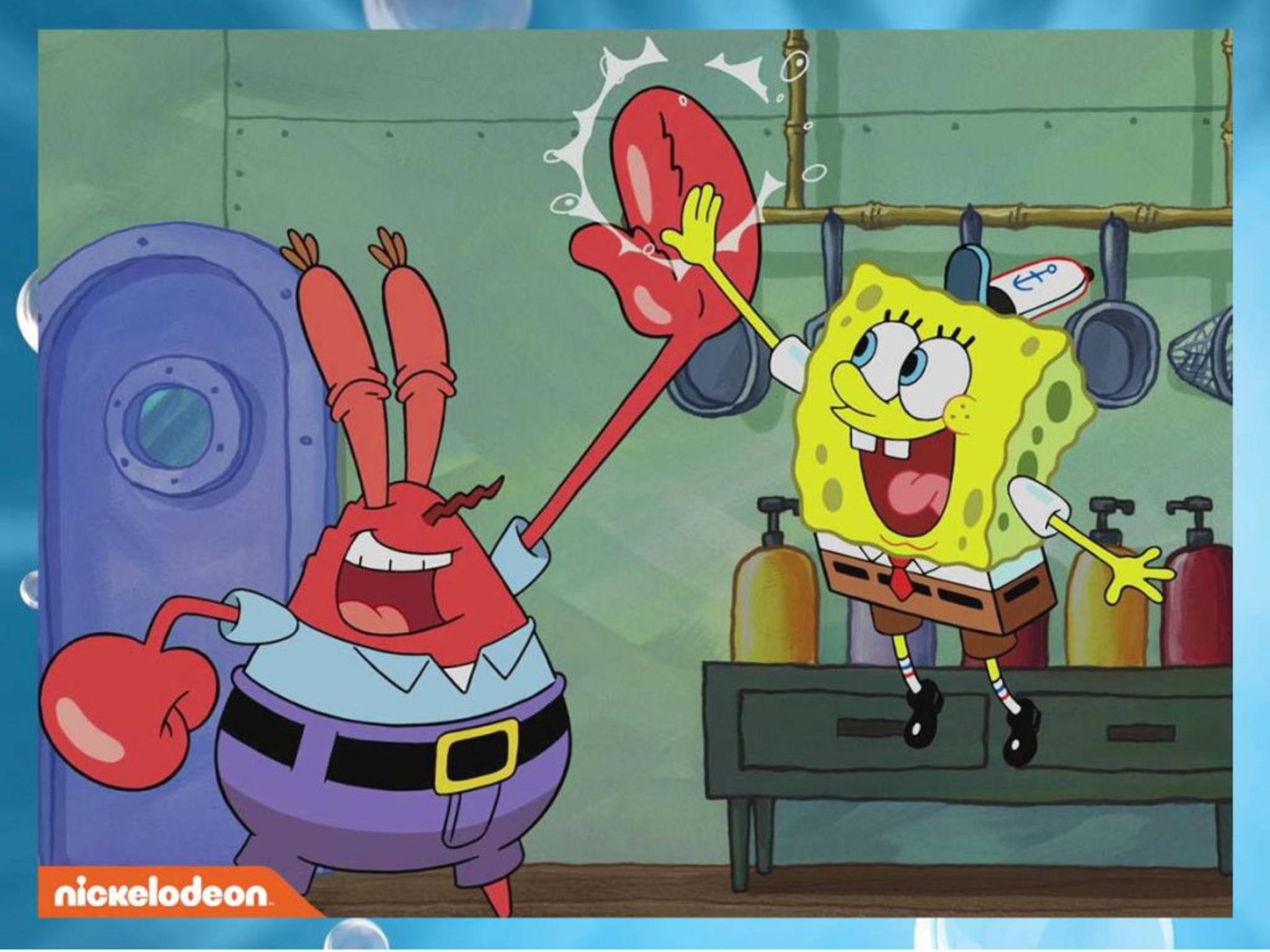 WhatsApp Bilder Facebook_SpongeBob Schwammkopf 1