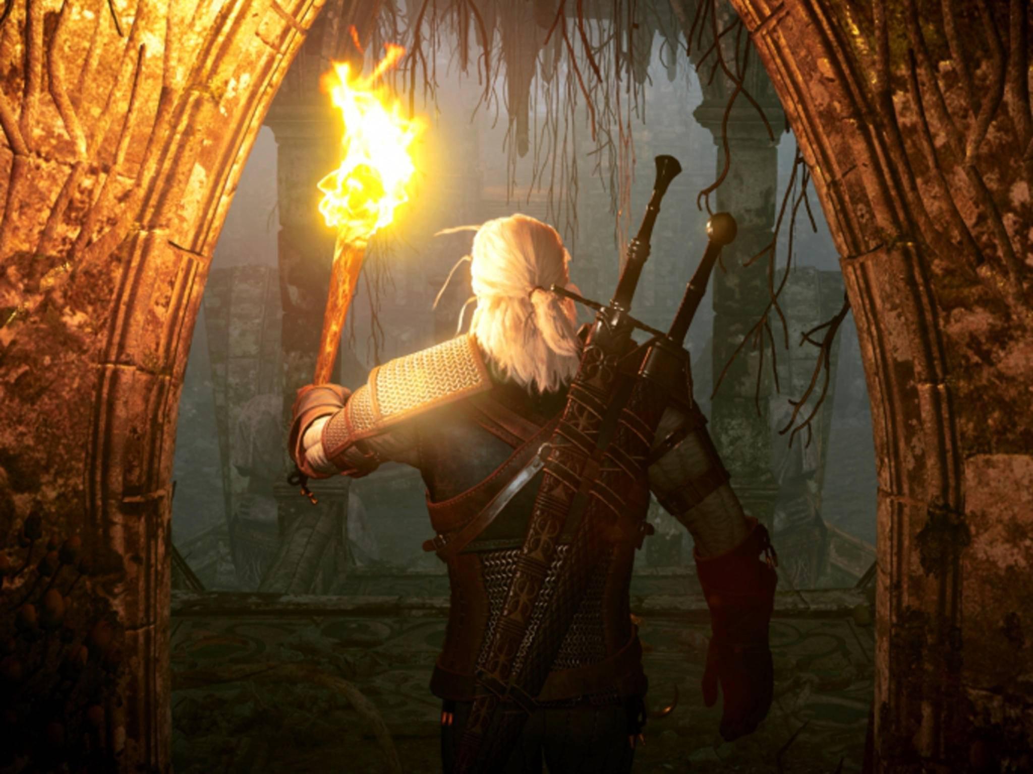 """Darf in keiner Games-Topliste des Jahres 2015 fehlen: """"The Witcher 3: Wild Hunt""""."""