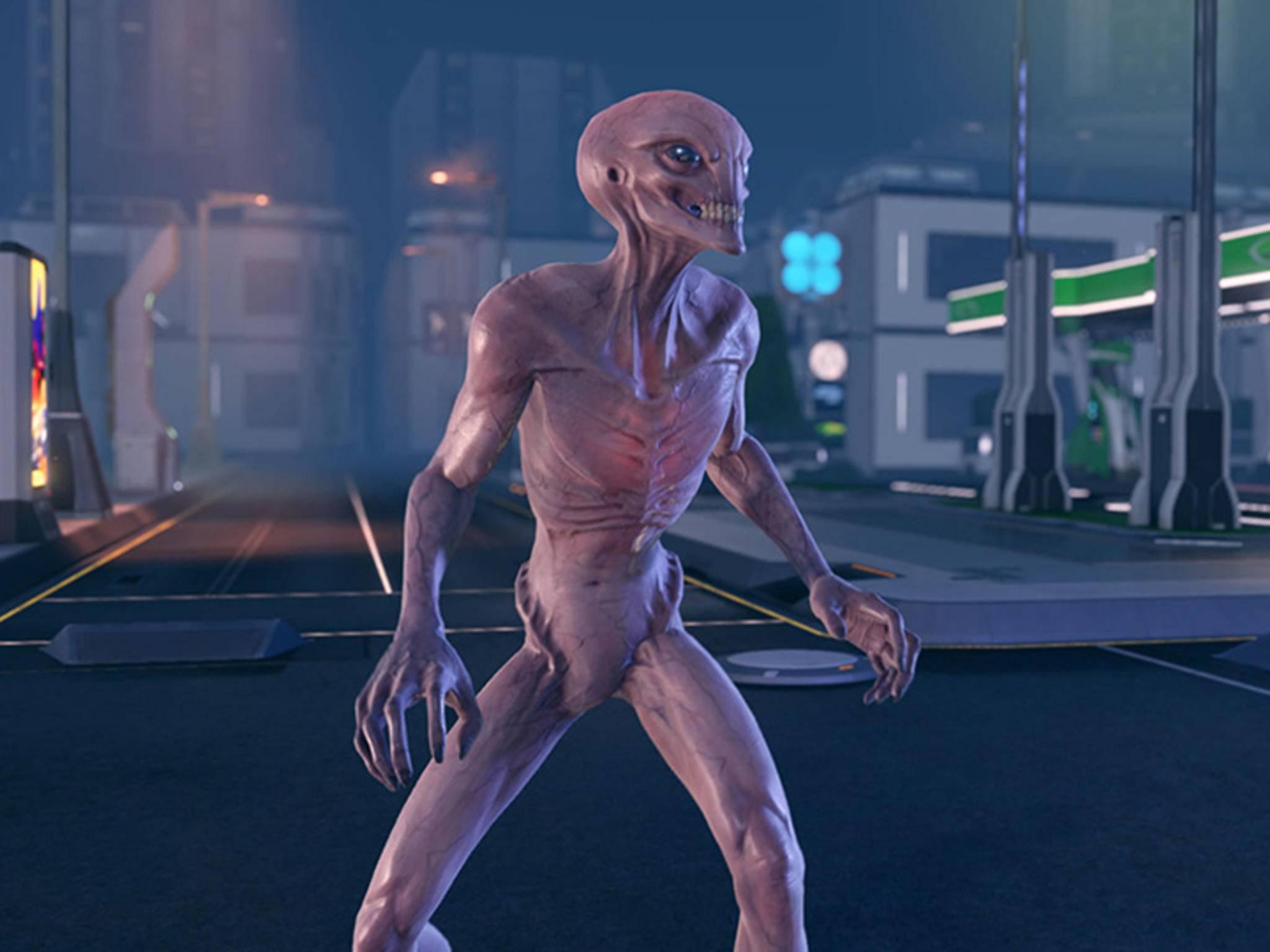 """Aliens erobern in """"XCOM 2"""" die Erde."""