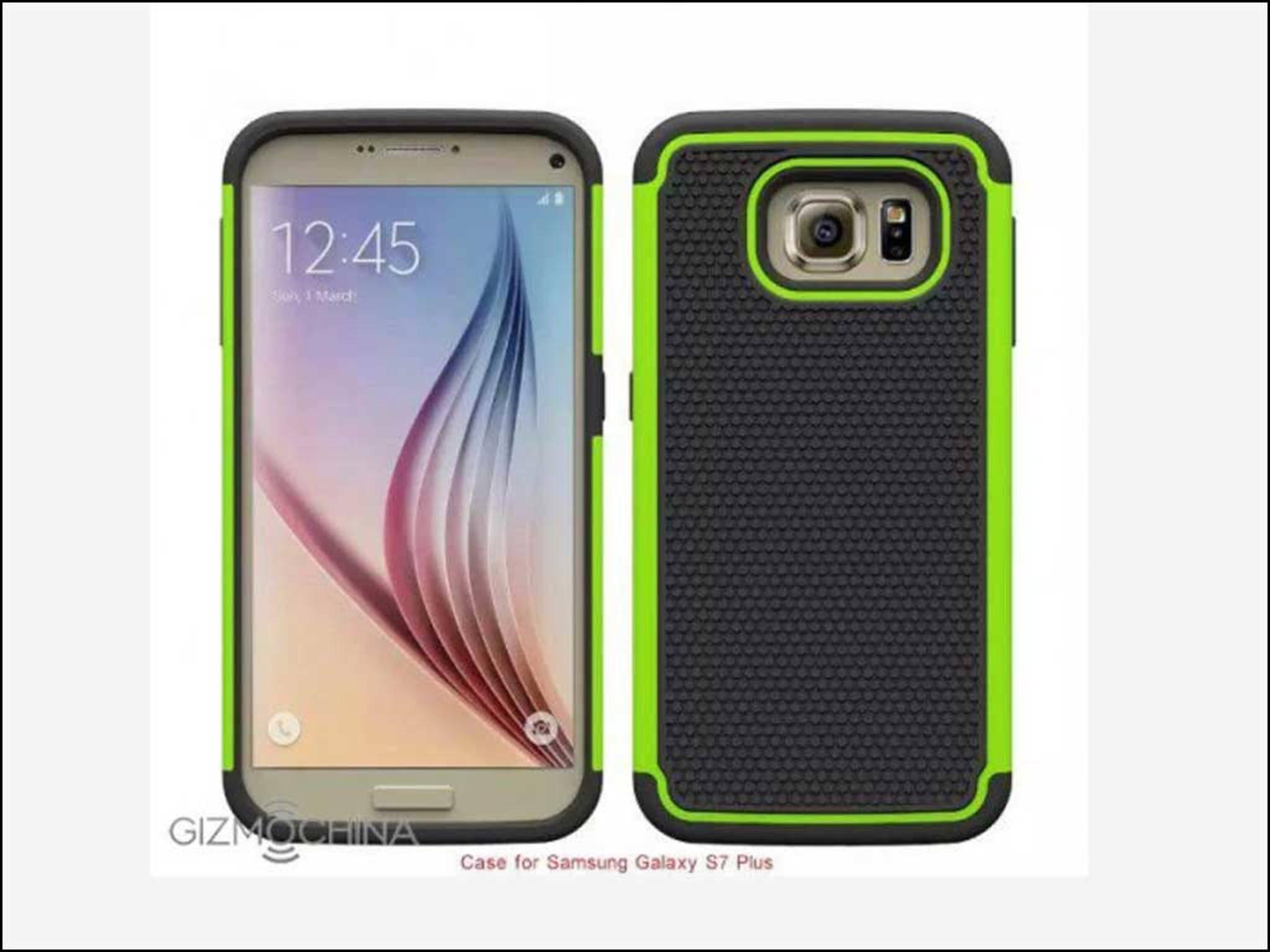Das Samsung Galaxy S7 Case.