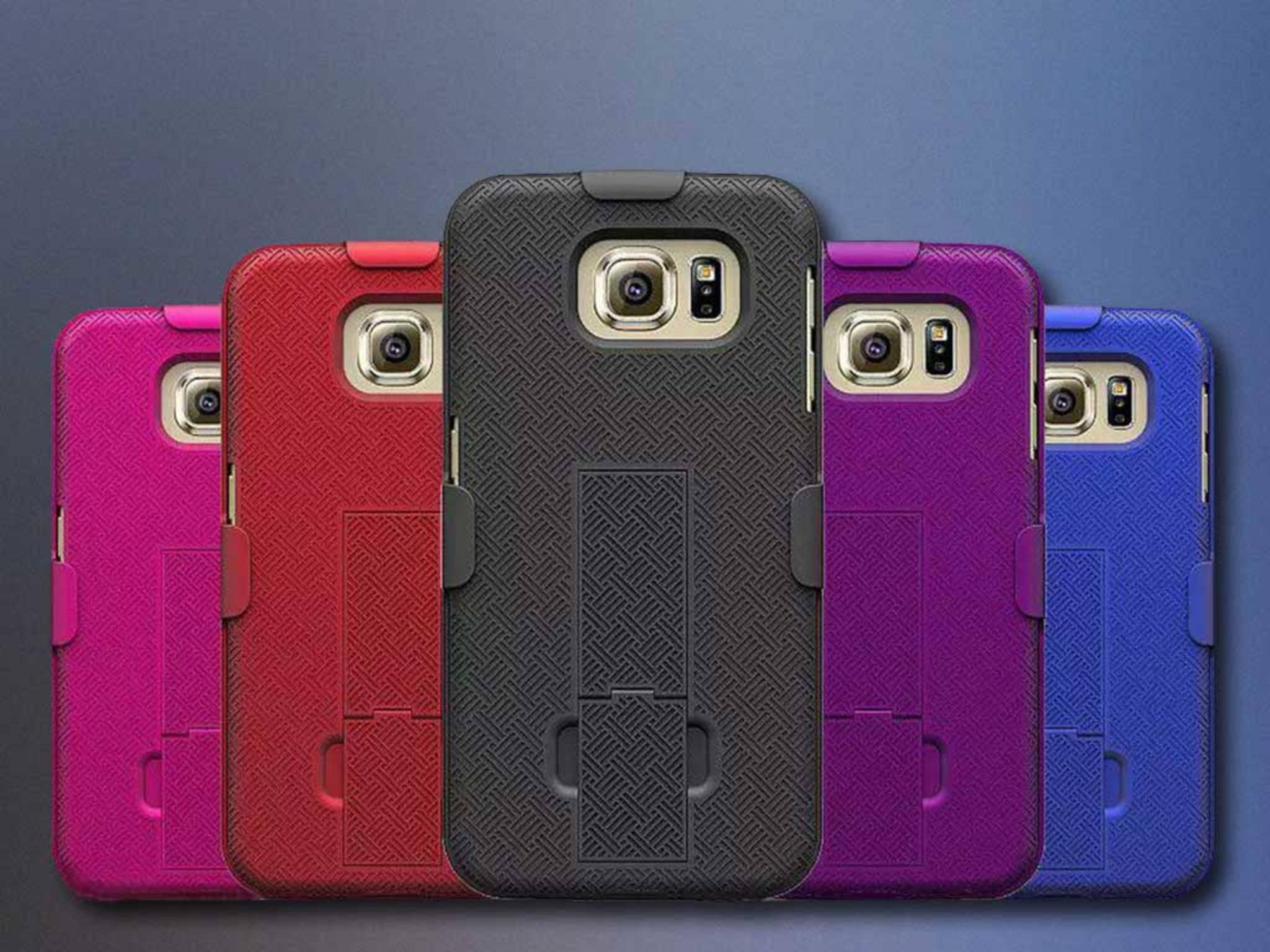 So sieht das Case fürs Samsung Galaxy S7 aus.