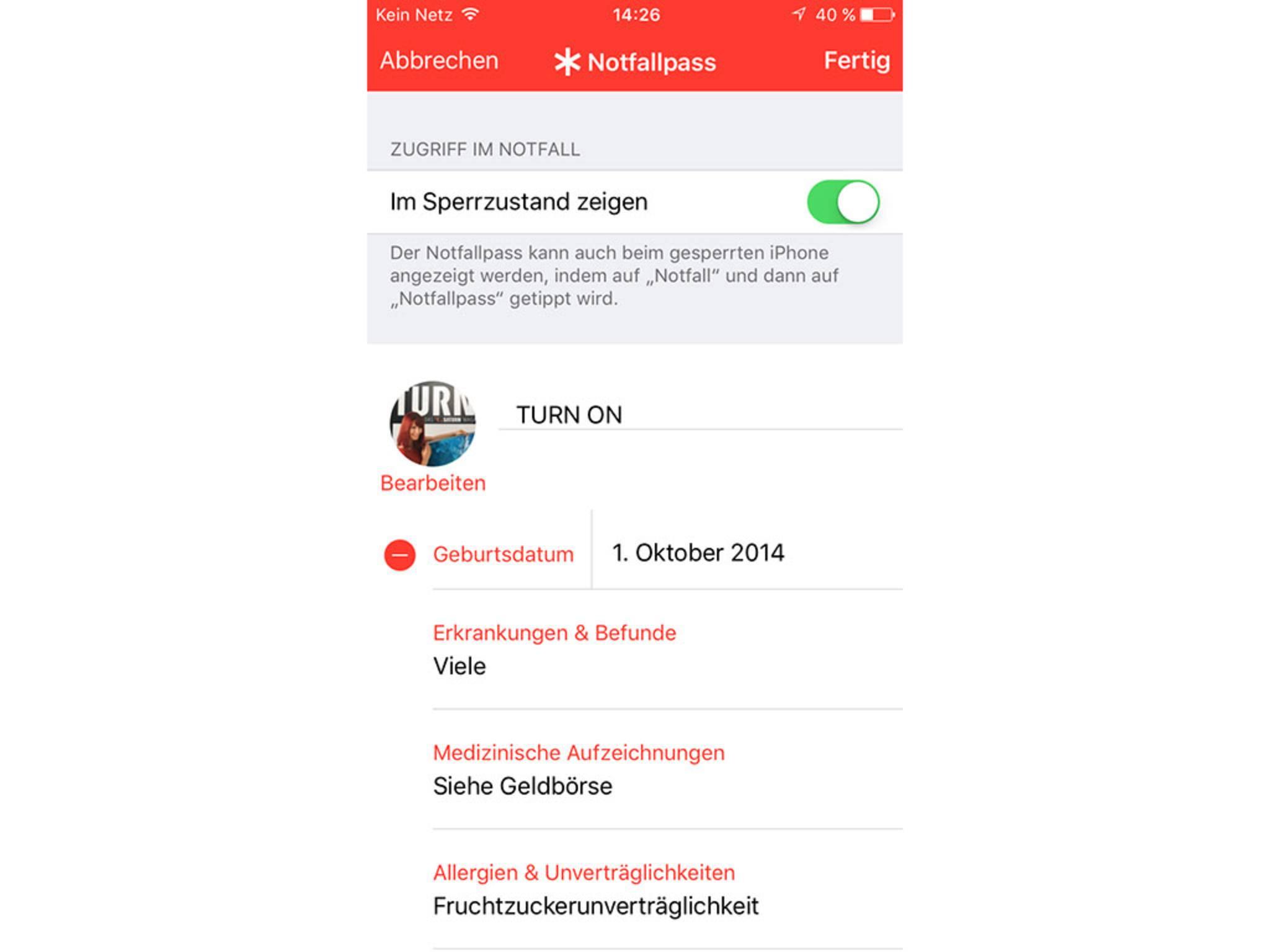 iOS-Gesundheitspass2