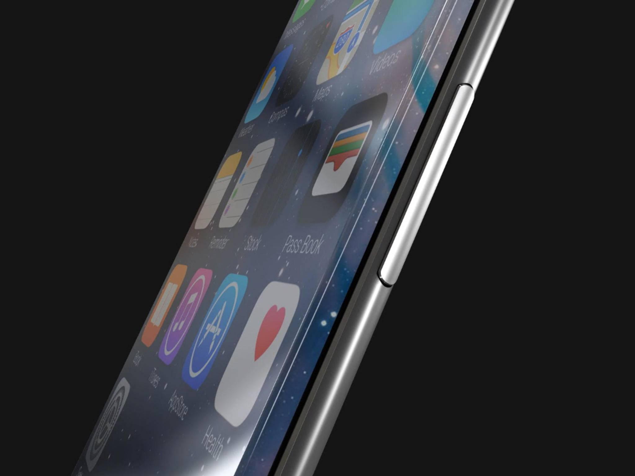 Trotz größerem Akku: So dünn könnte das iPhone 7 werden.
