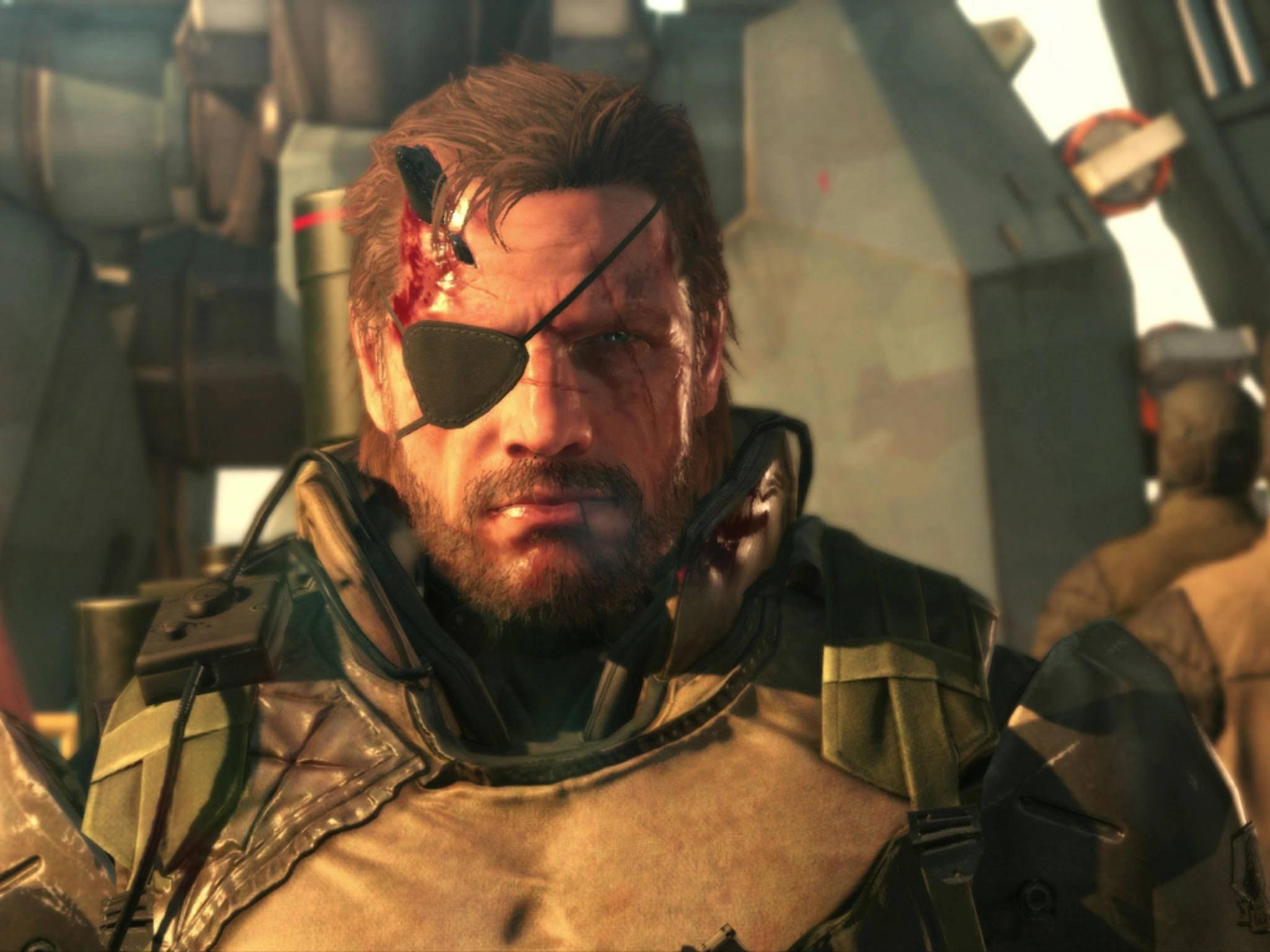 Metal Gear Solid: Phantom Pain