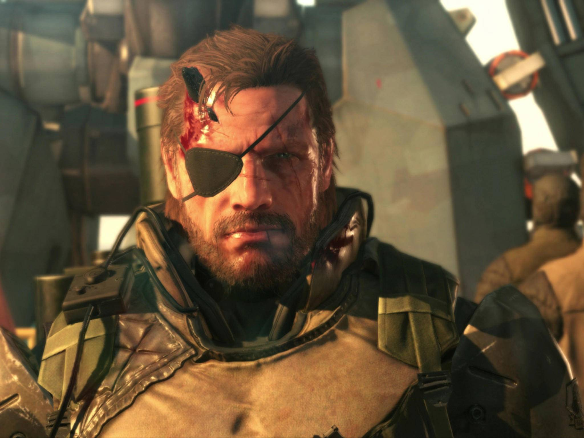 """""""Metal Gear Solid: Phantom Pain"""" war der letzte Kojima-Titel für Konami."""