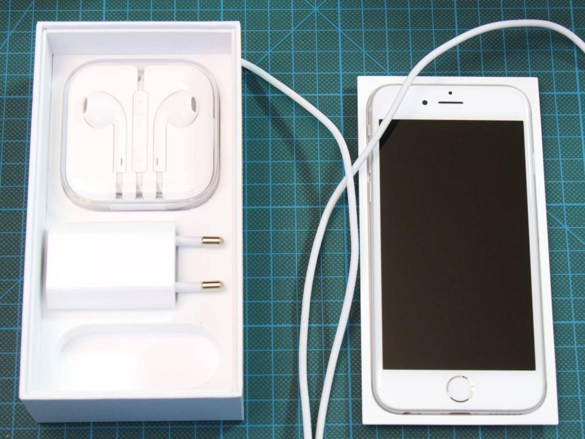 DIY-Spiralkabel iPhone 6s 1