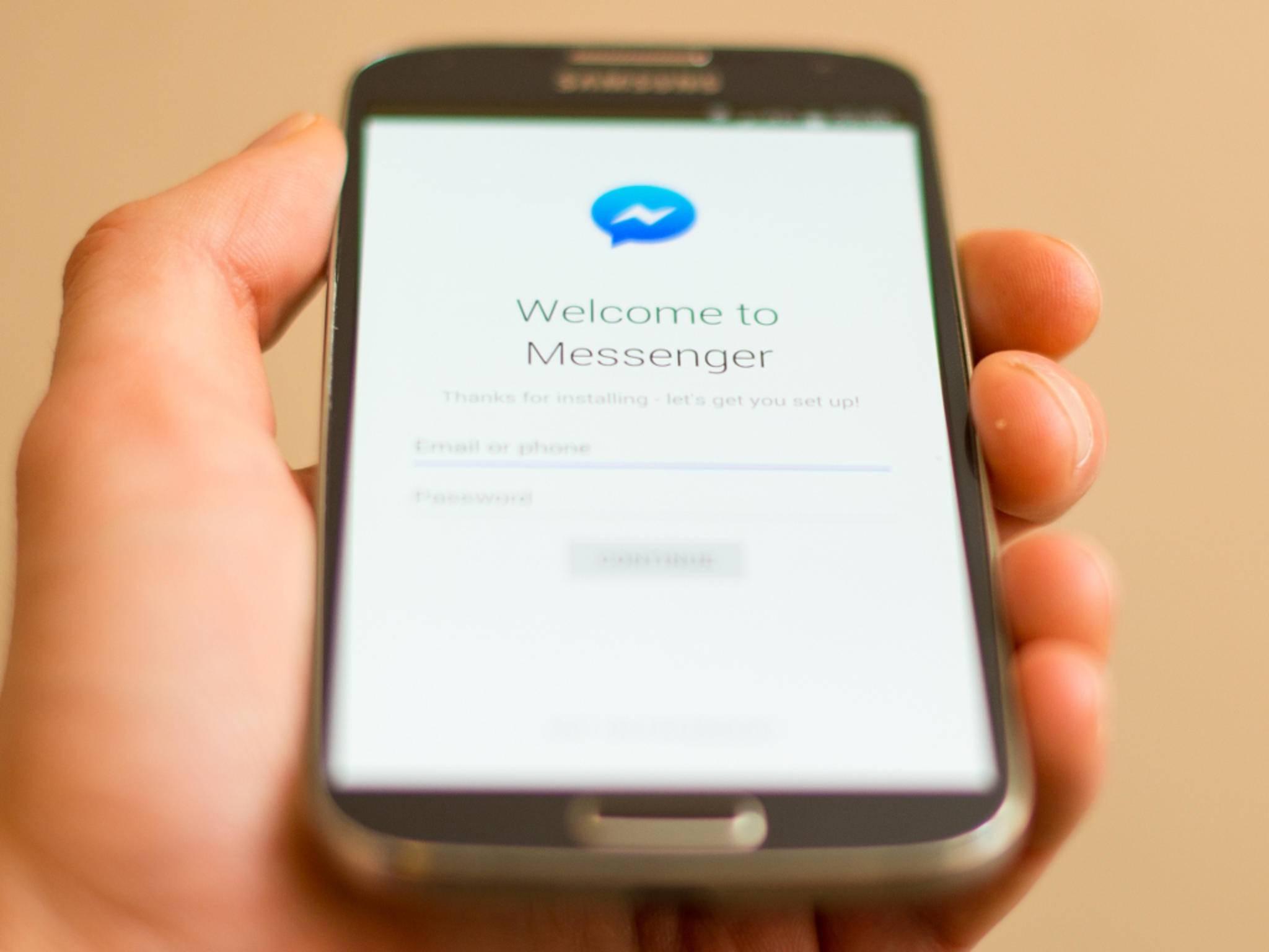 Nach dem Update geht es dank der neuen Effekte etwas bunter zu in der Messenger-App.