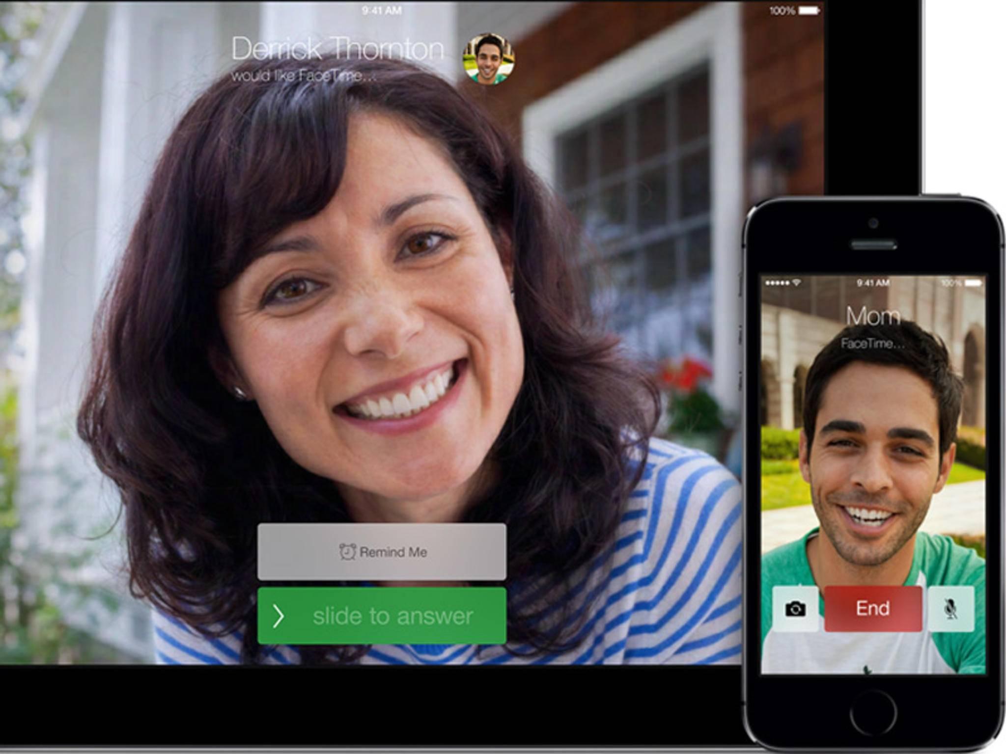 FaceTime erlaubt jetzt Gruppenanrufe mit 32 Teilnehmern.