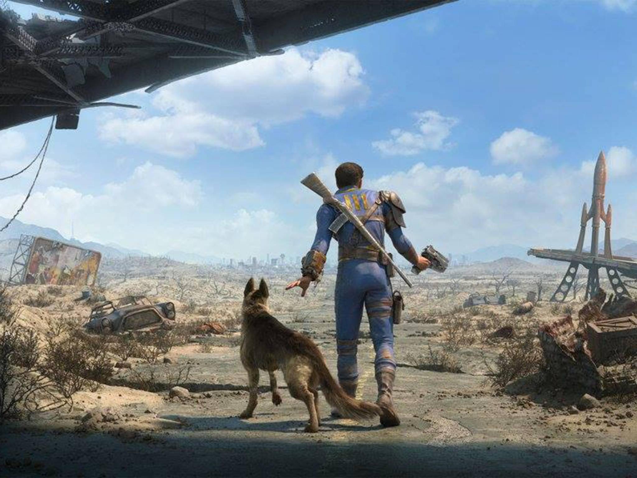 "Auch ""Fallout 4"" dürfte zusätzlichen DLC erhalten."