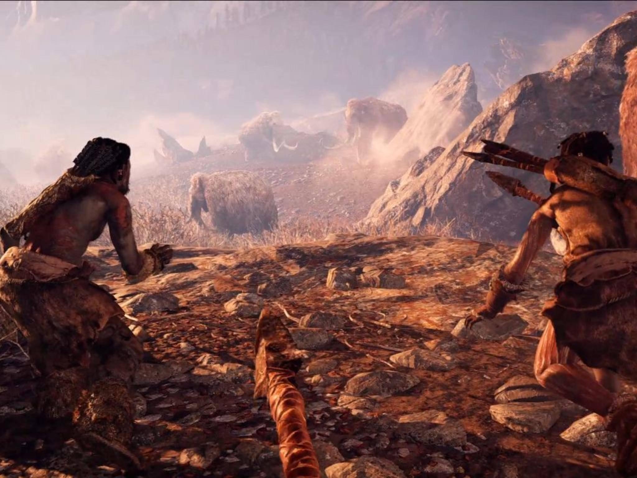 Far Cry Primal Screenshot 2