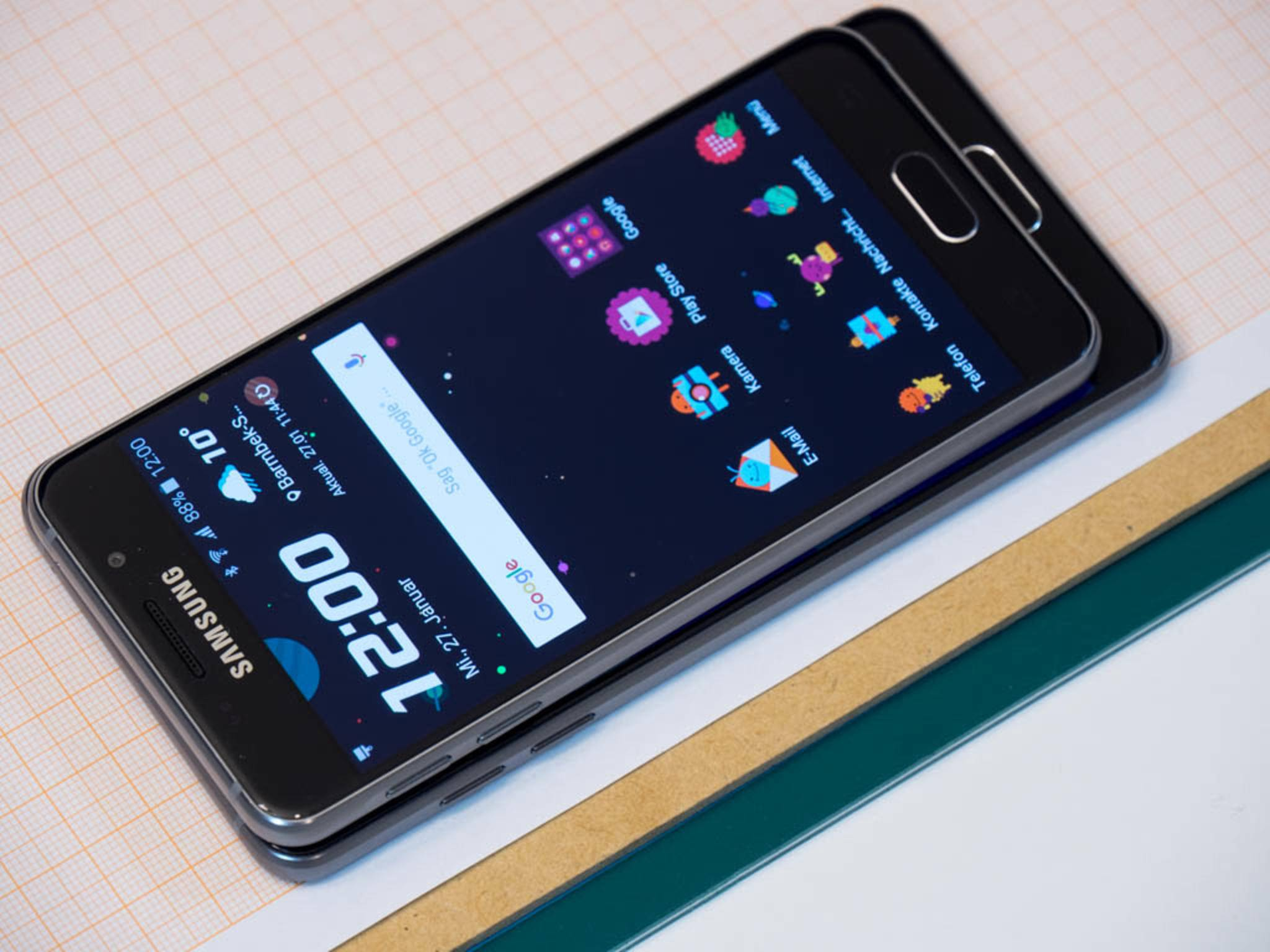 Den Internet-Browser von Samsung gibt es nun auch für andere Android-Geräte.