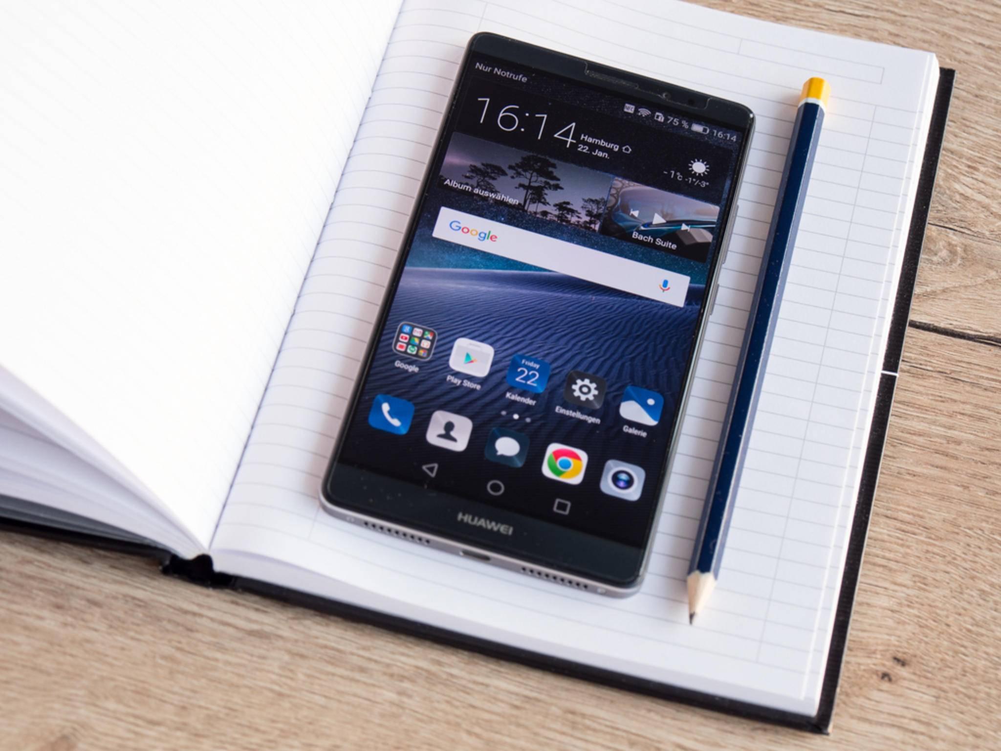 Mit den richtigen Tipps holst Du alles aus dem Huawei Mate 8 raus.