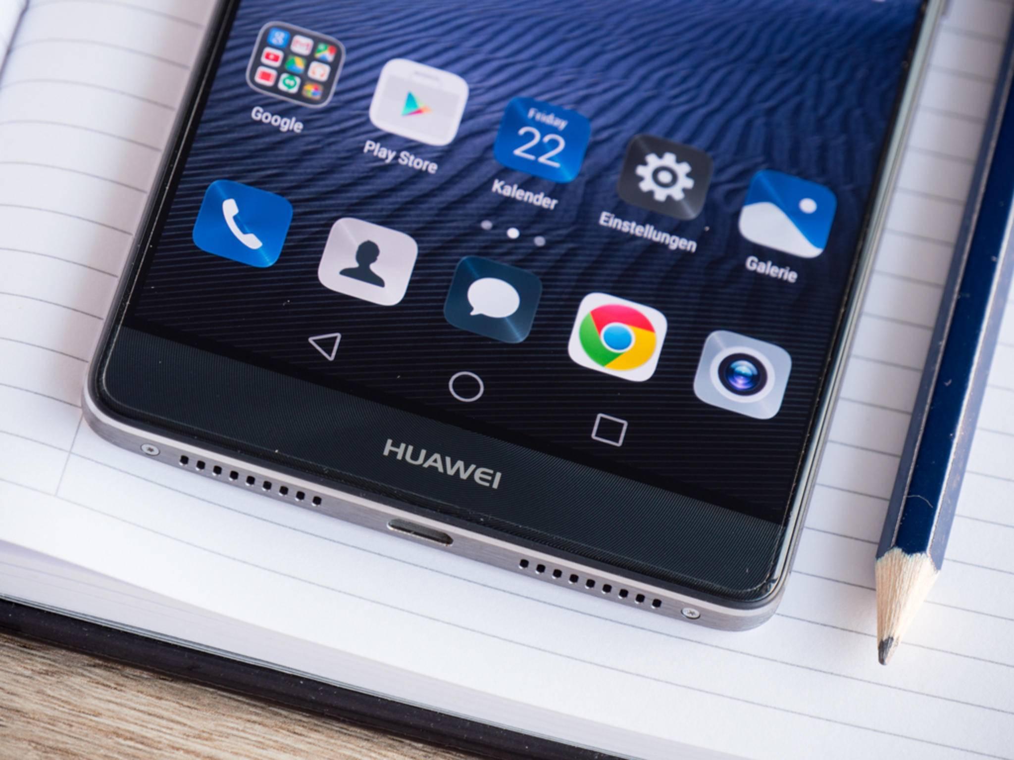 Kommt der Nachfolger des Huawei 8 schon im September?