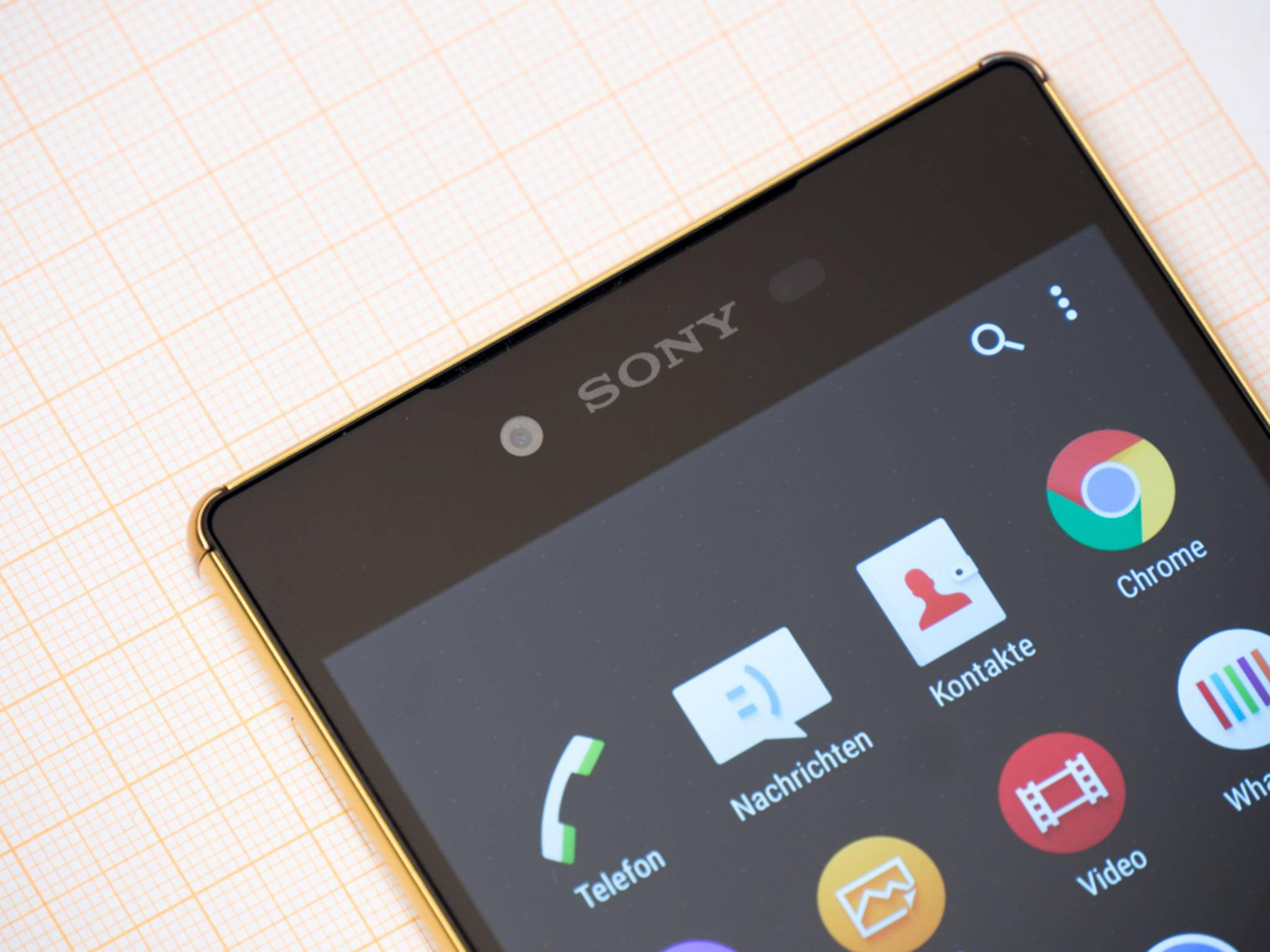 Xperia Z5 Premium und Co. bekommen endlich Android 6.0 Marshmallow.